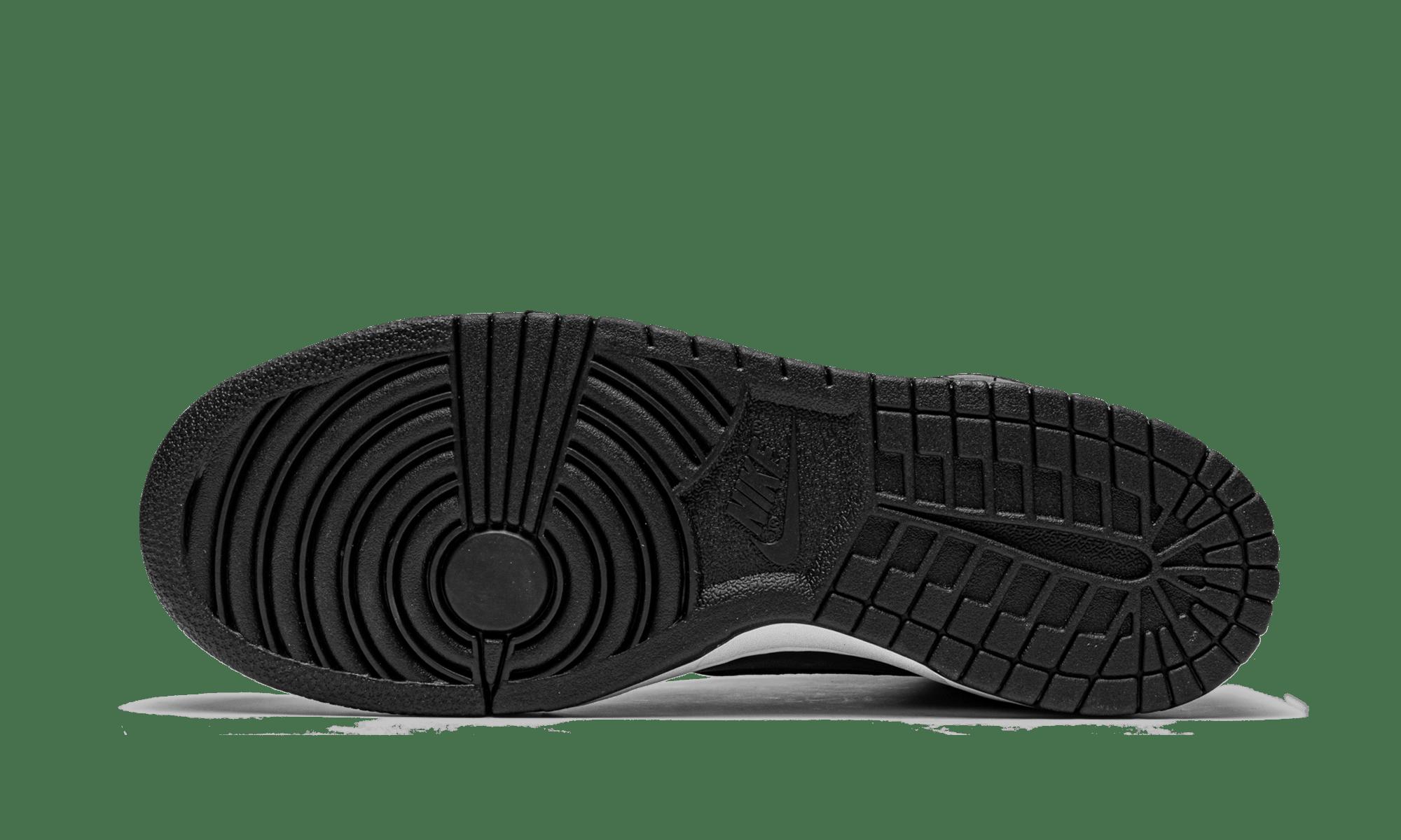 Fragment x Nike Dunk High Wine/Black/White 'Beijing' (Sole)