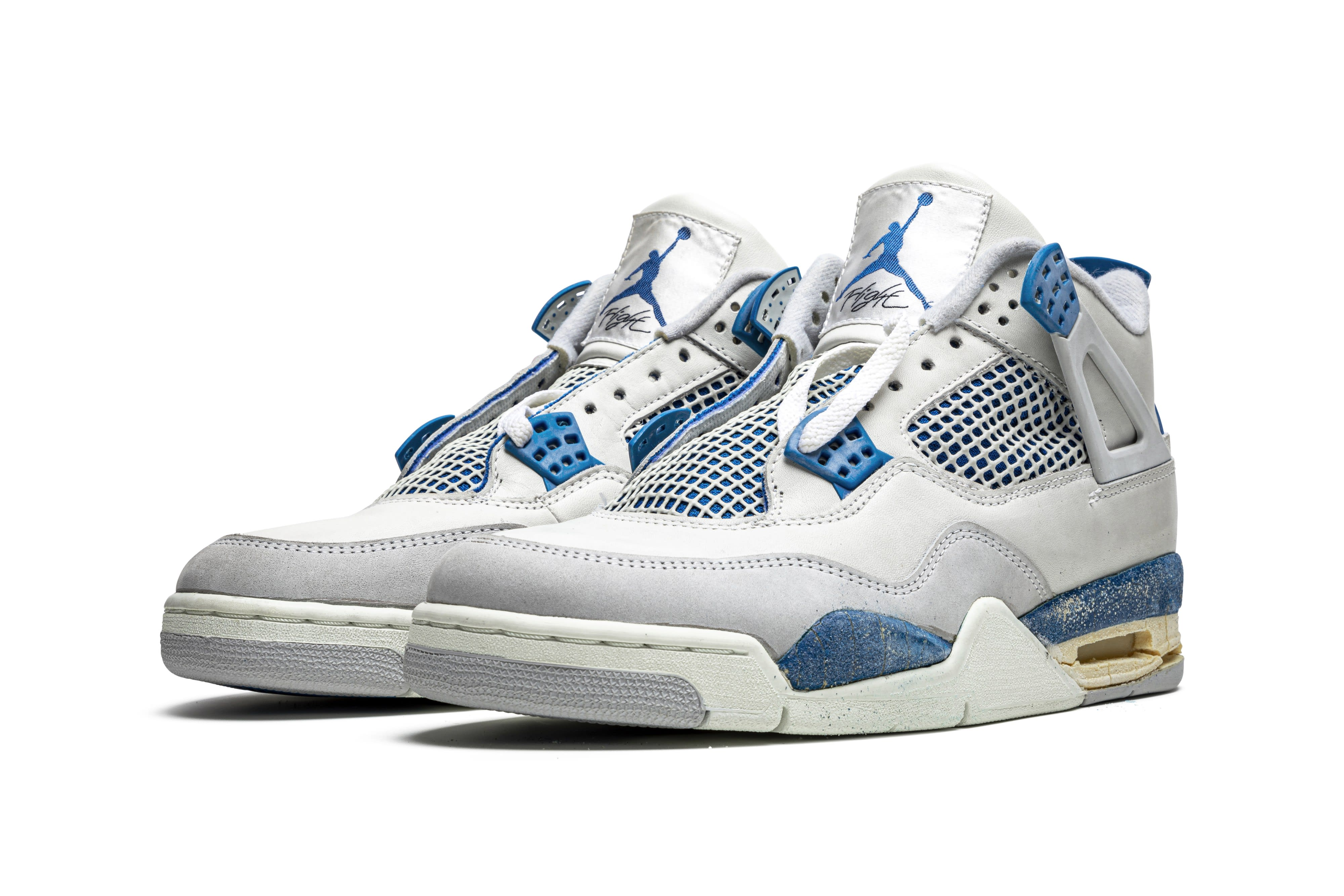 Air Jordan 4 'Military Blue' OG