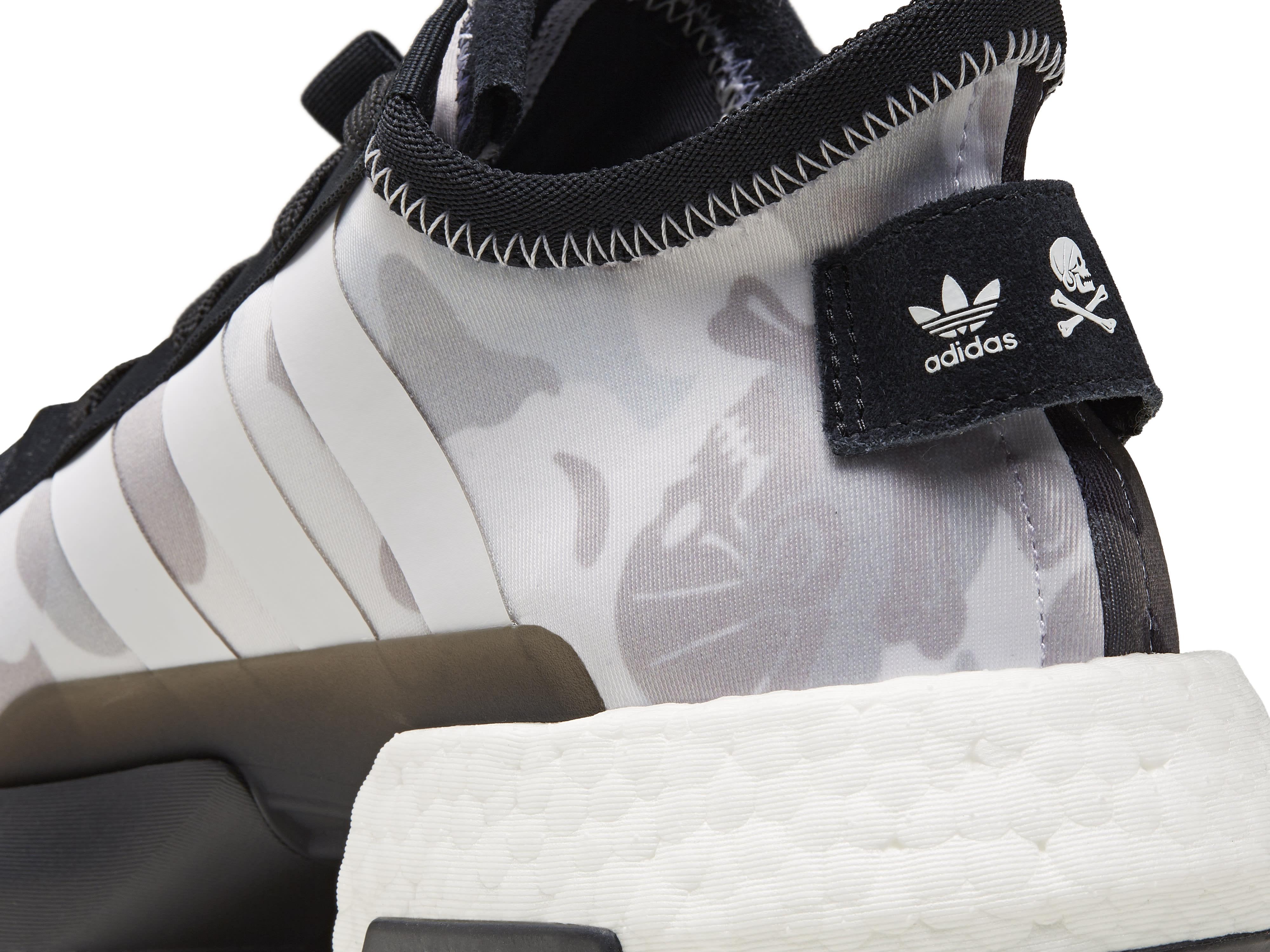 Bape x Neighborhood x Adidas POD 3.1 EE9431 (Heel)