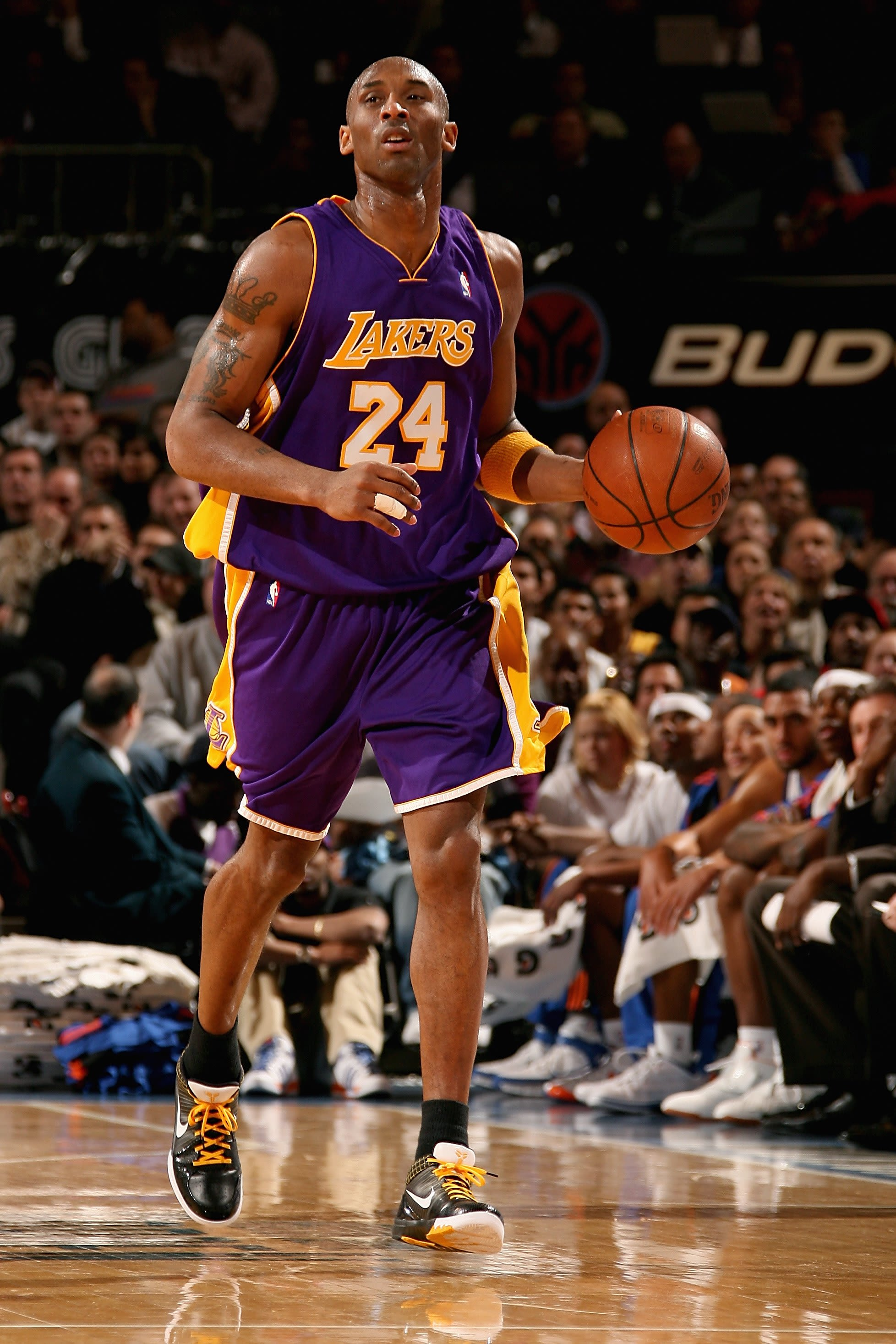 Kobe Bryant vs. New York Knicks February 9, 2009