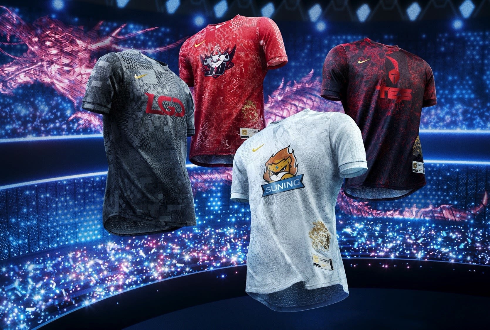 Nike 'Good Game' Jersey Collection
