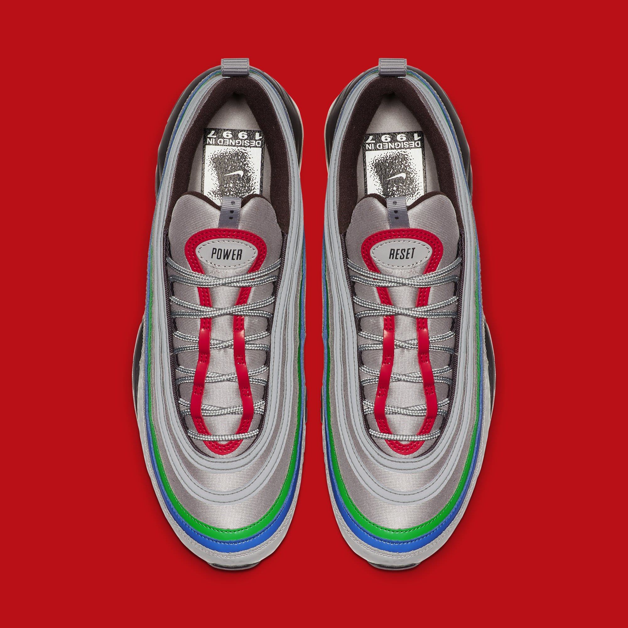 Nike Air Max 97 'Nintendo 64' CI5012-001 (Top)