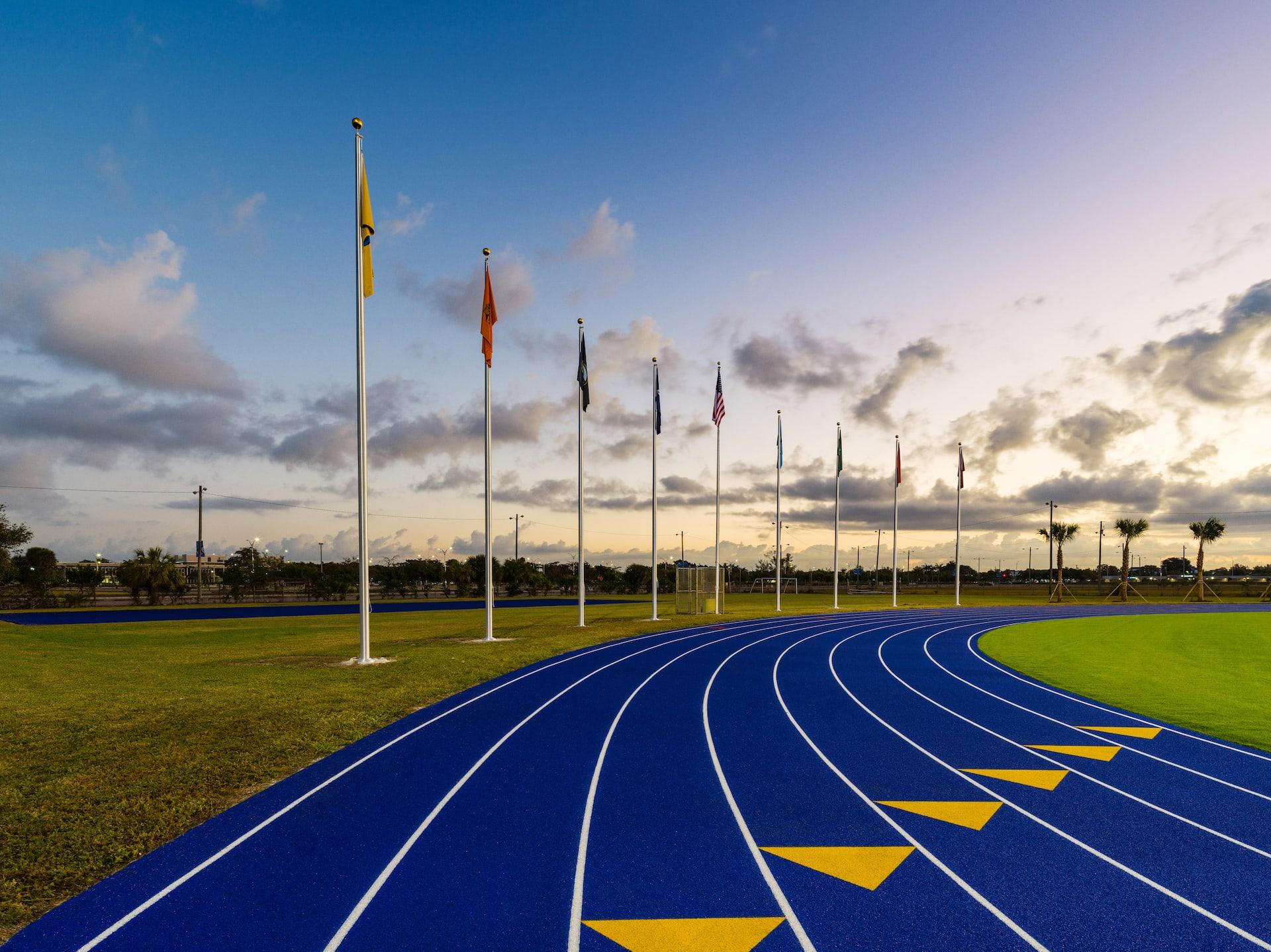 Nike Nathaniel Traz-Powell Stadium (Track)