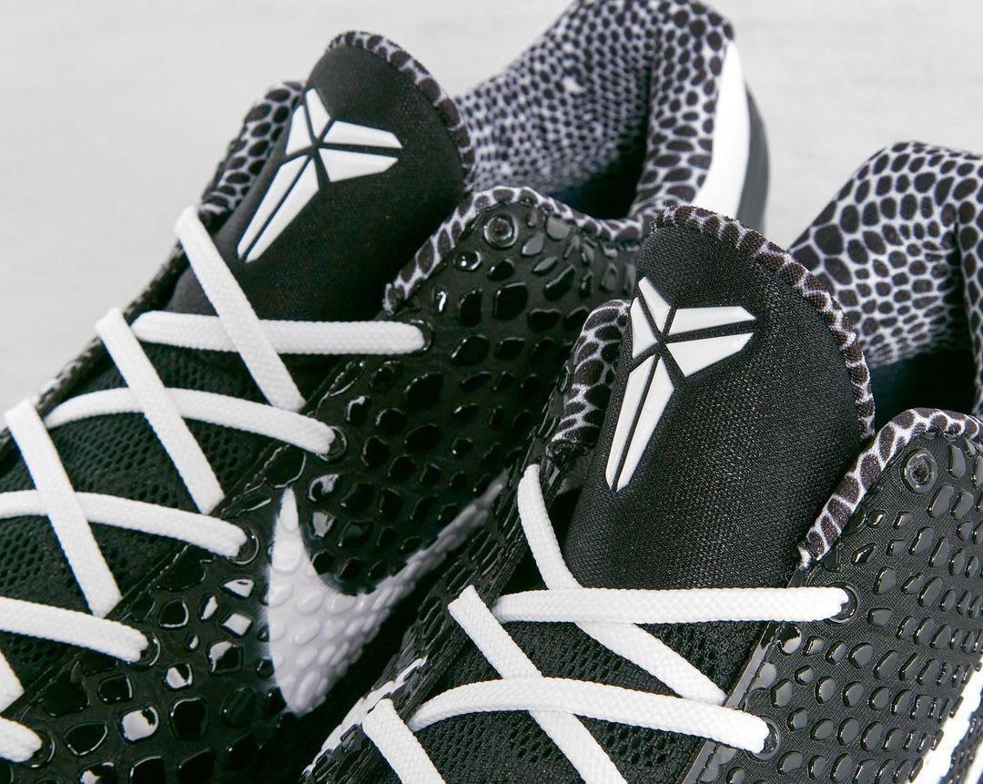 Nike Kobe 6 Protro 'Mamba Forever' Tongue