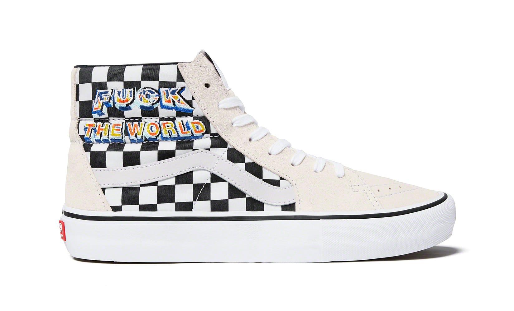 supreme-vans-sk8-hi-fuck-the-world-fw-2019-checkerboard
