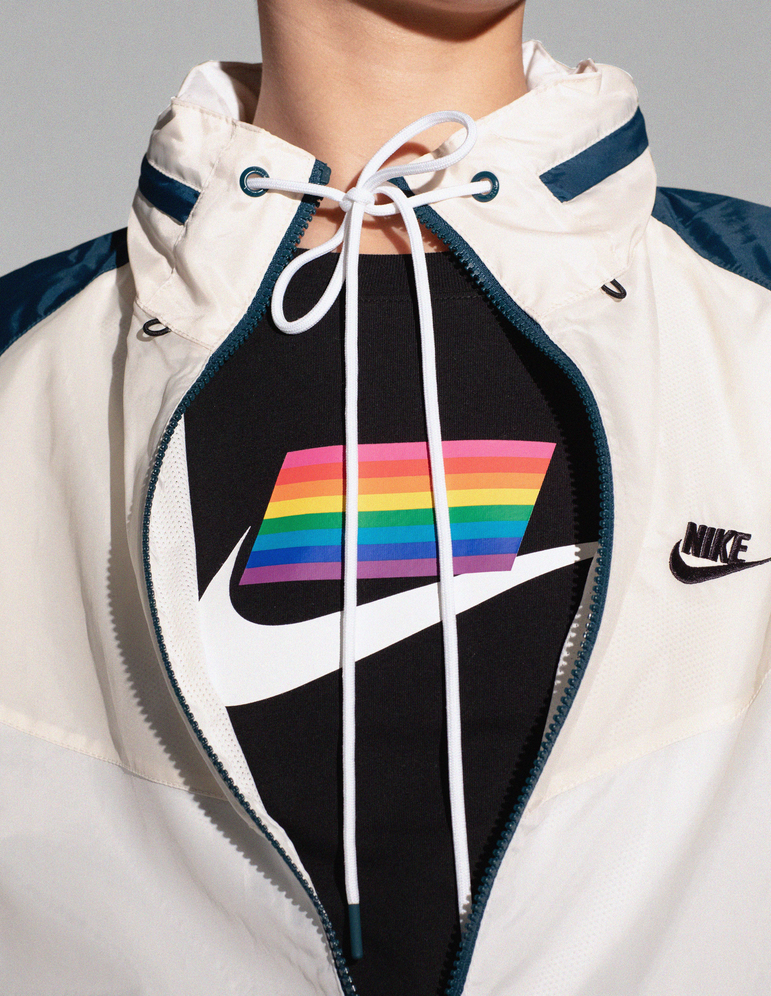 Nike Be True Windbreaker