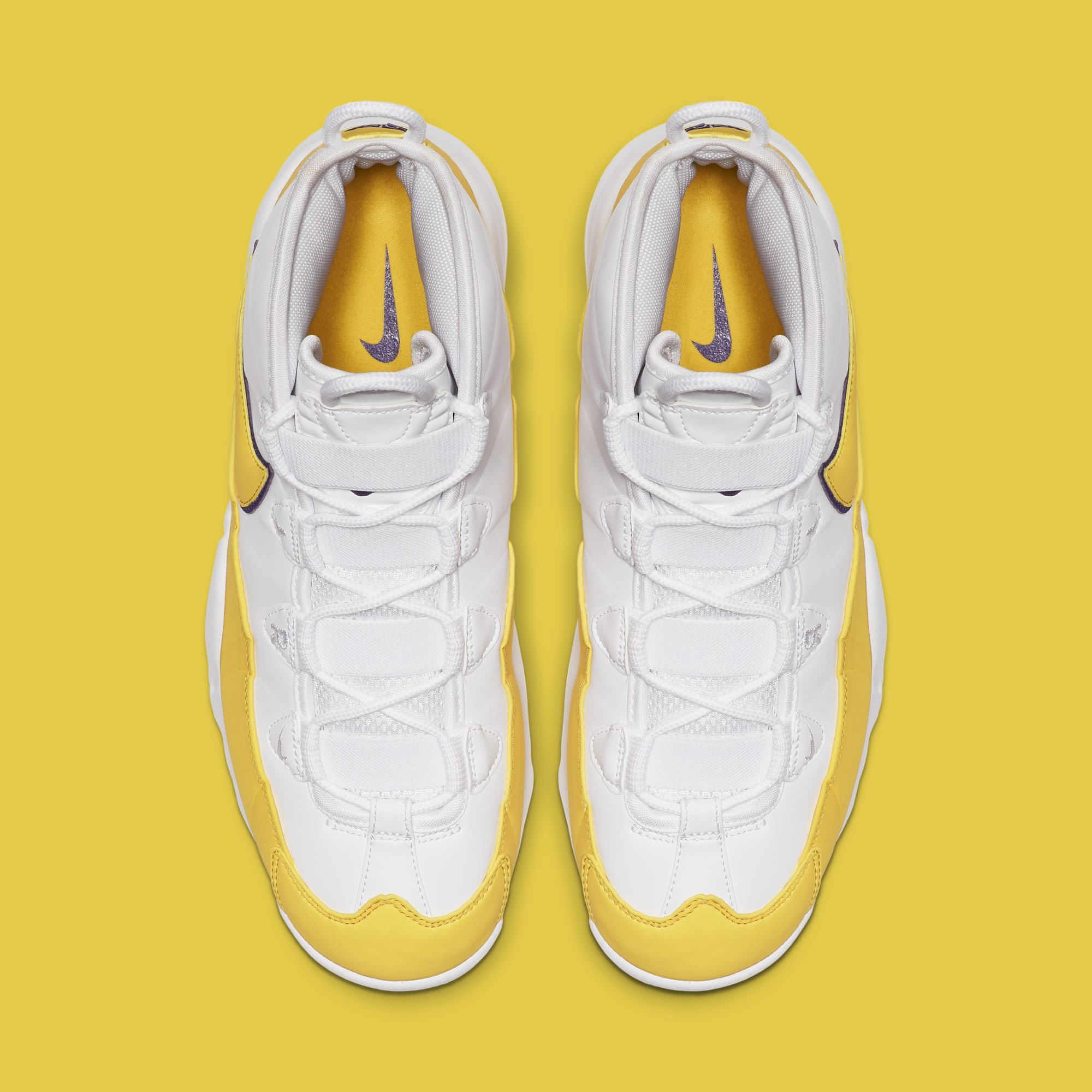 Nike Air Max Uptempo 'Derek Fisher PE' CK0892-102 (Top)