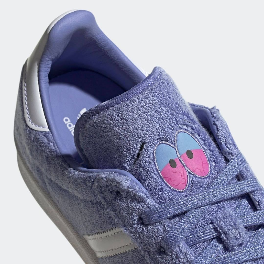 South Park x Adidas Campus 80s Towelie GZ9177 (Tongue Red)