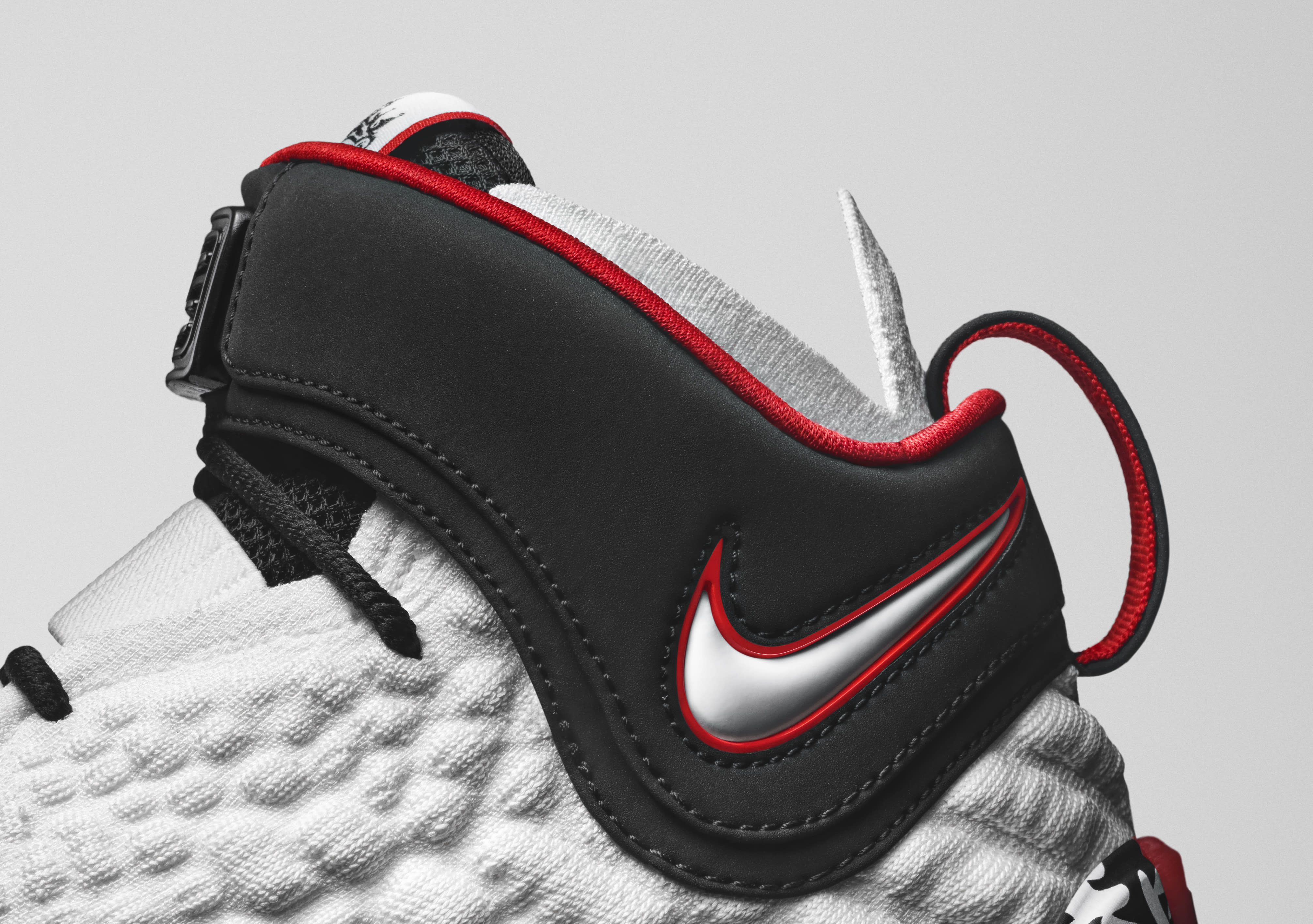 Nike LeBron 17 Graffiti Release Date CT6052-100 Collar