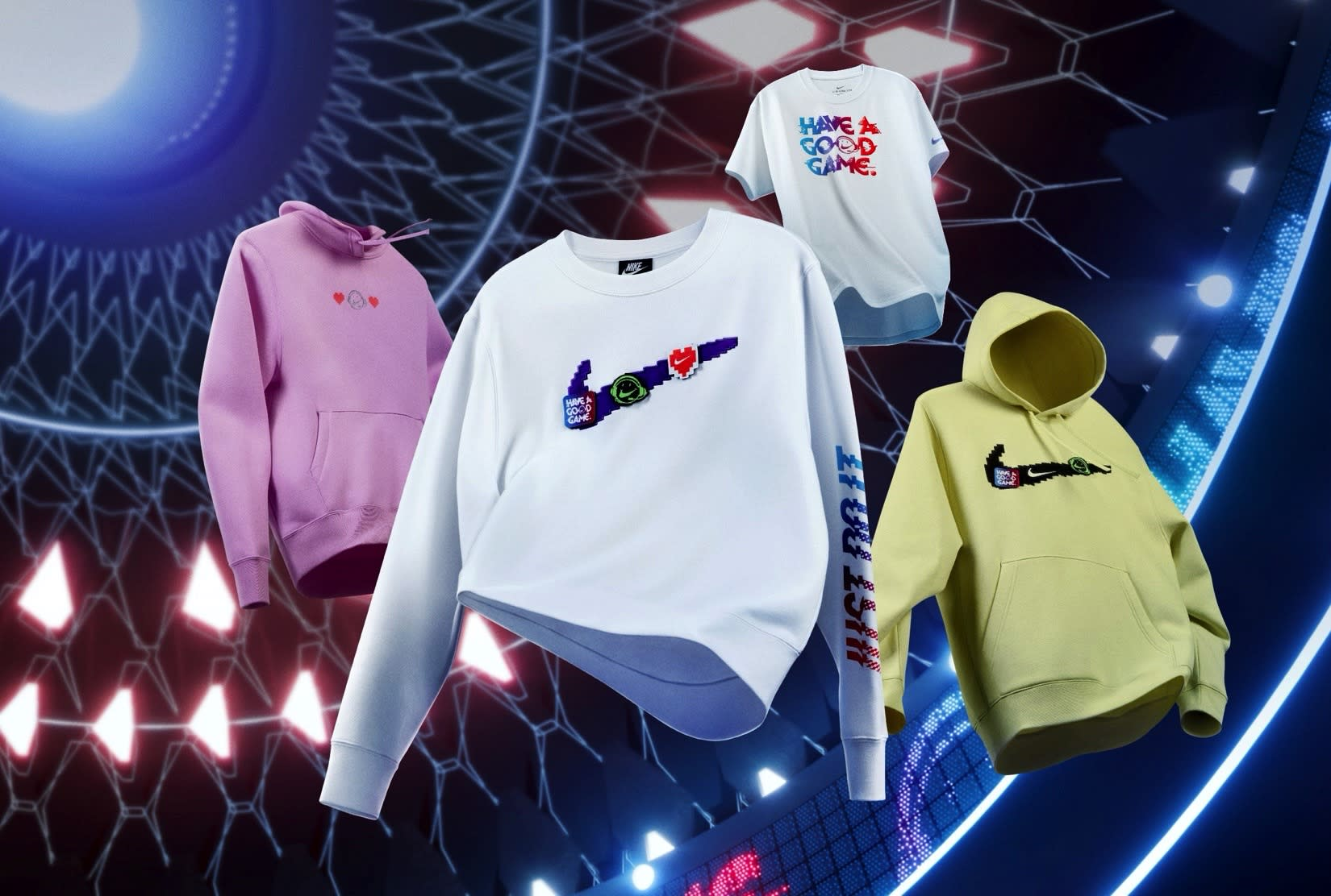 Nike 'Good Game' Apparel Collection
