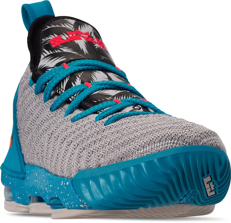 9a44c973029 Nike LeBron 16 GS  South Beach  Release Date AQ2465-076