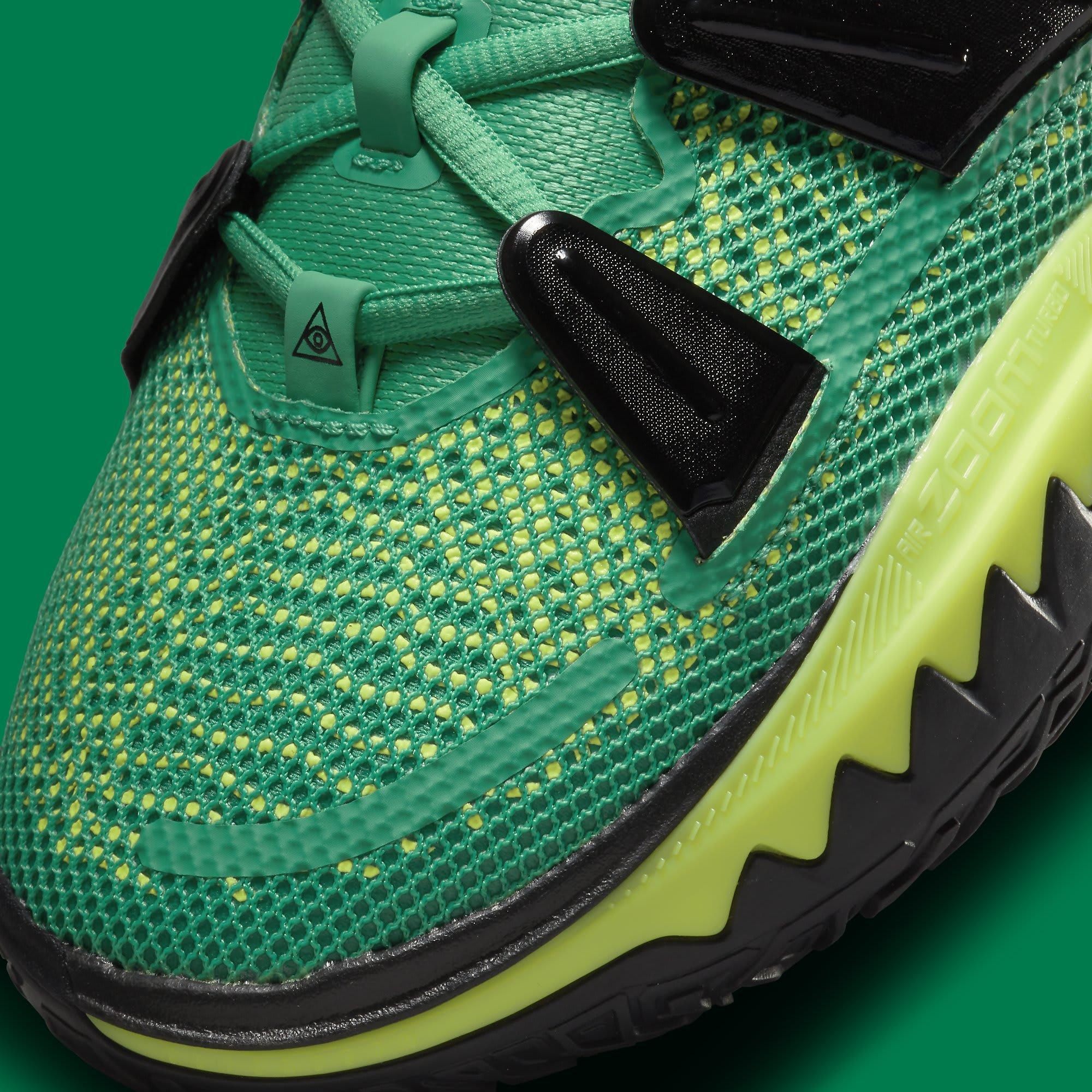 Nike Kyrie 7 'Weatherman' CQ9327-300 Toe