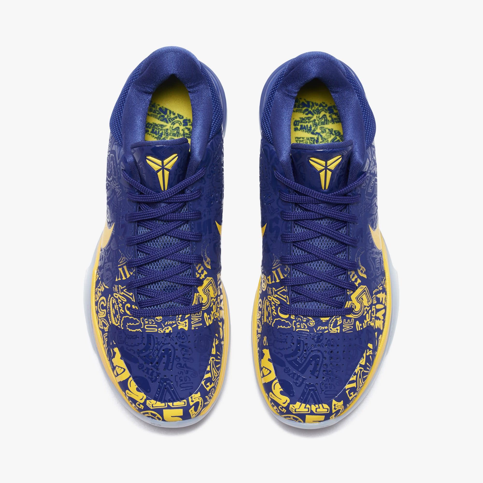 Nike Kobe 5 Protro 'Five Rings' CD4991-400 Top