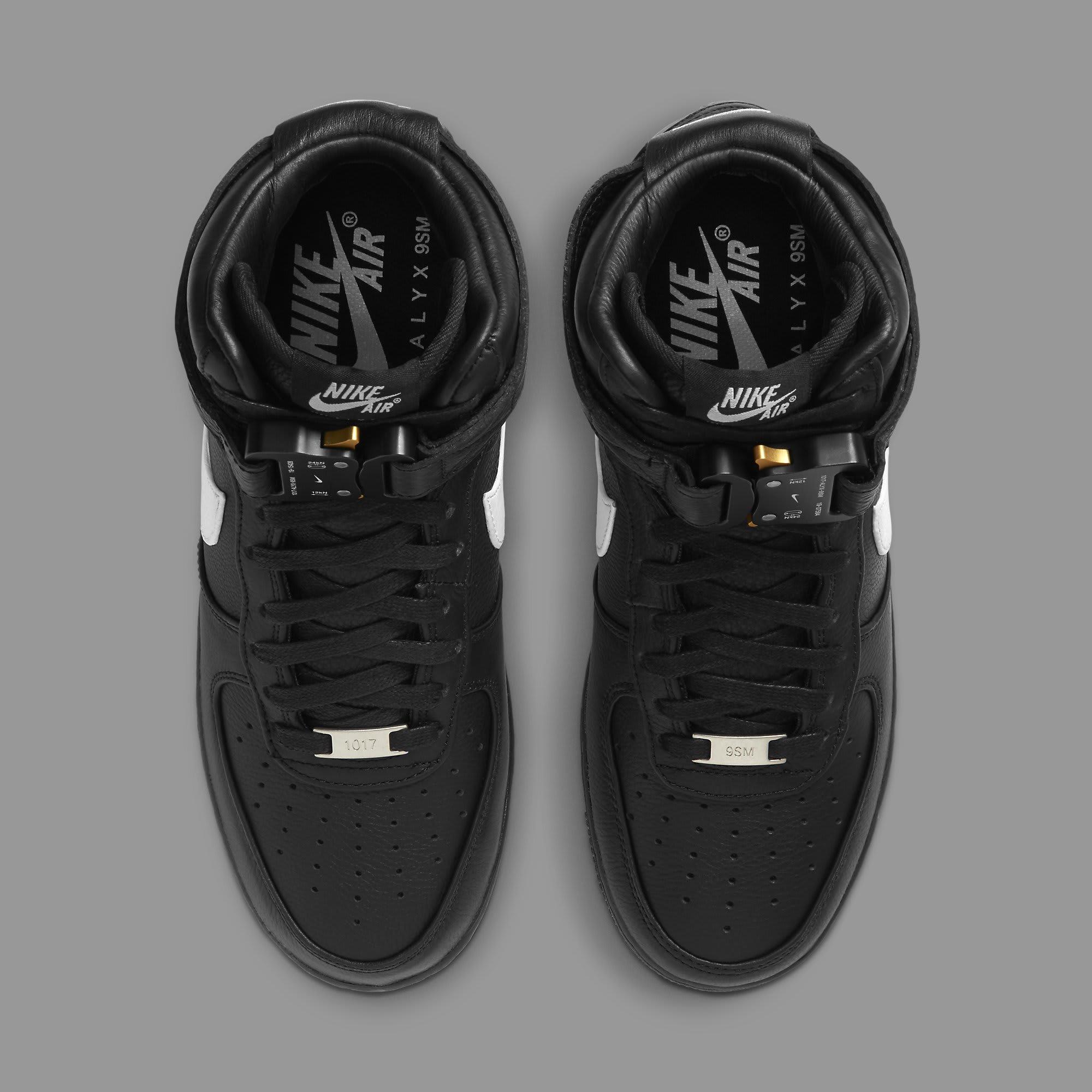 Alyx x Nike Air Force 1 High CQ4018-002 Top