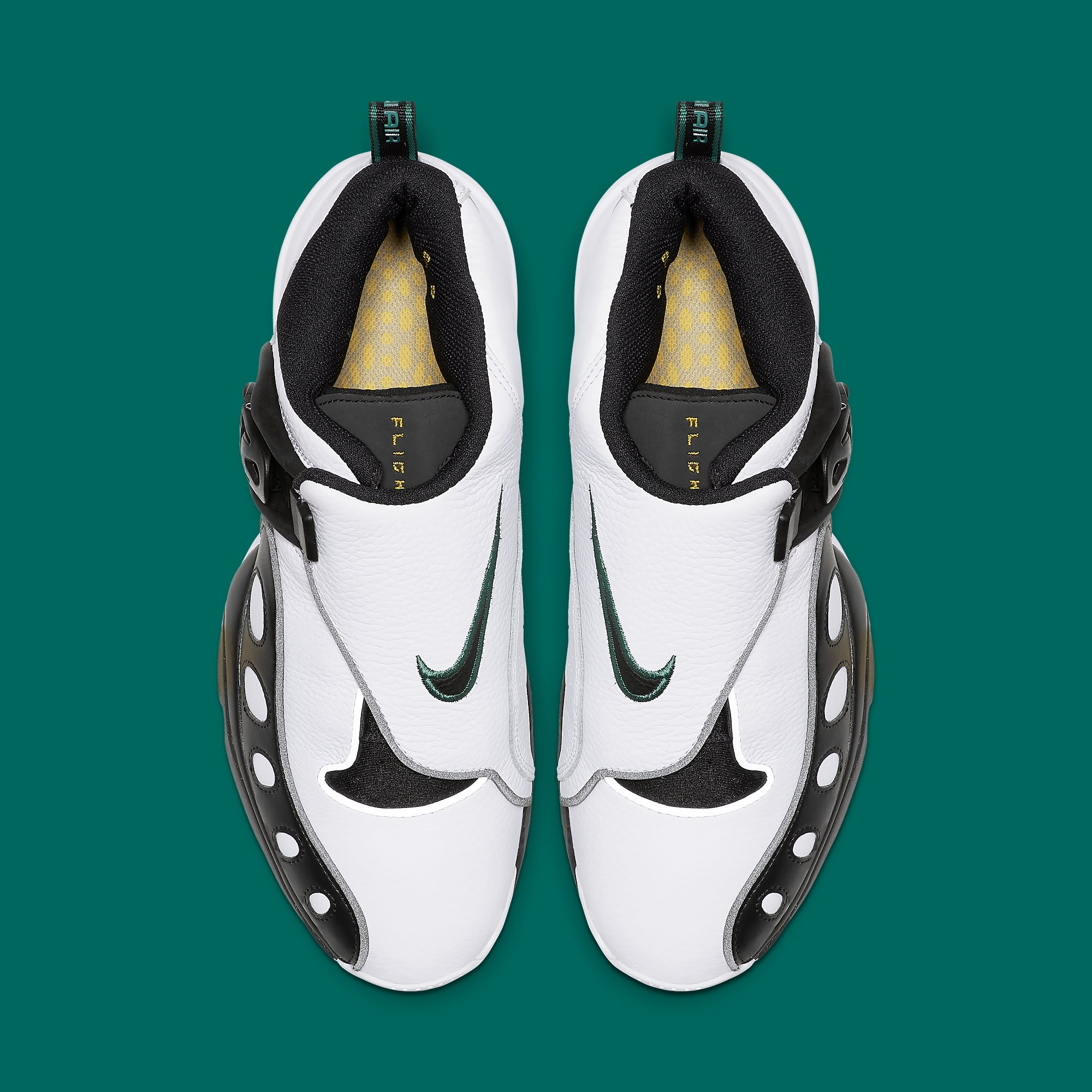 Nike Zoom GP White Black Release Date AR4342-100 Top