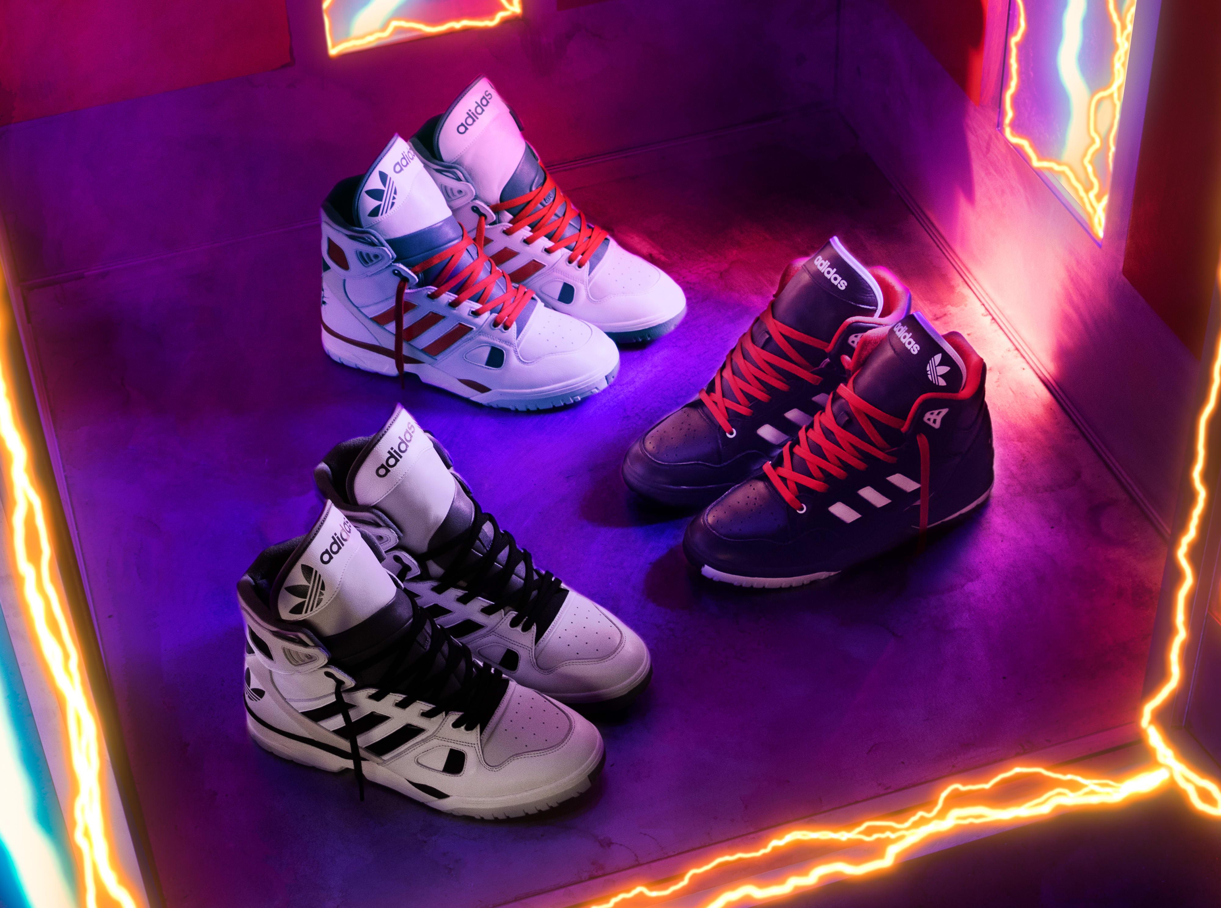 Kid Cudi x Adidas Originals Artillery Hi 'Bill and Ted' Collection