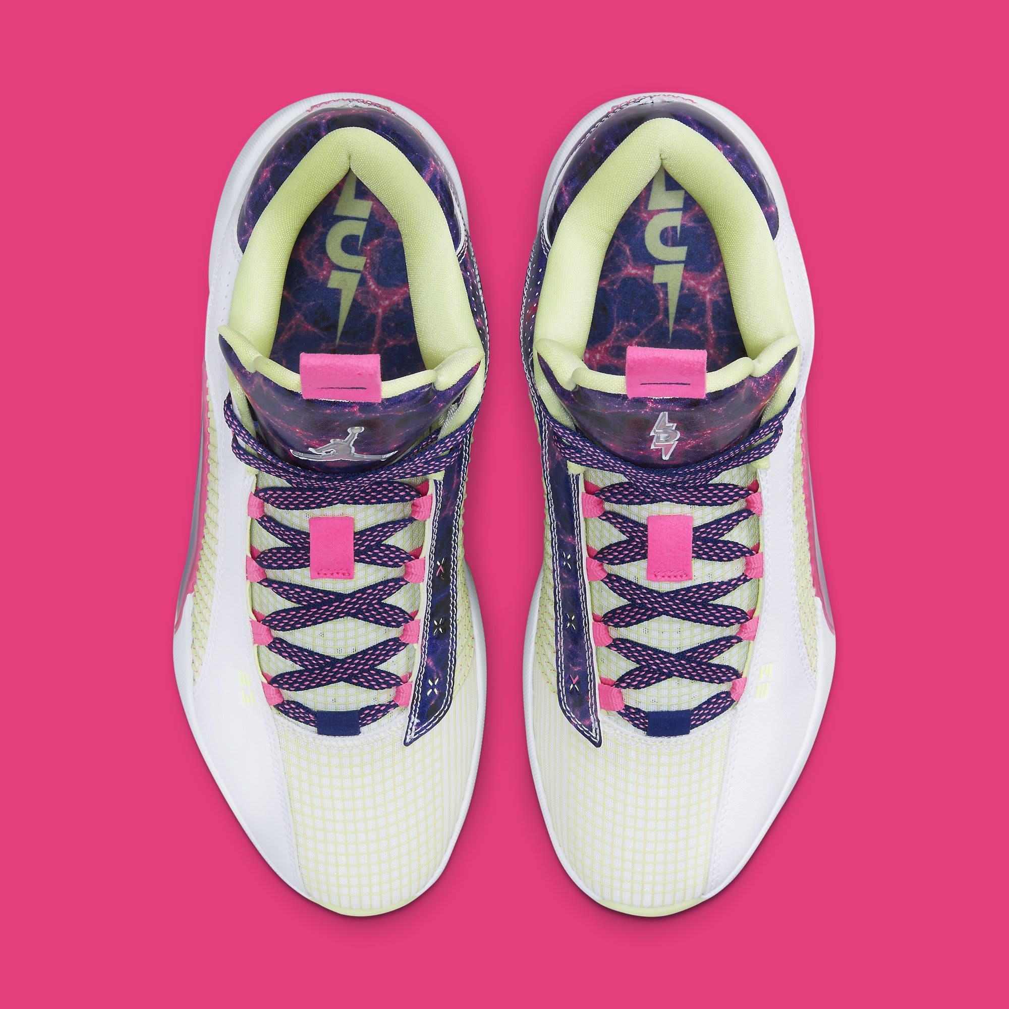 Air Jordan 35 XXXV Luke Doncic PE Release Date DJ9805-190 Top