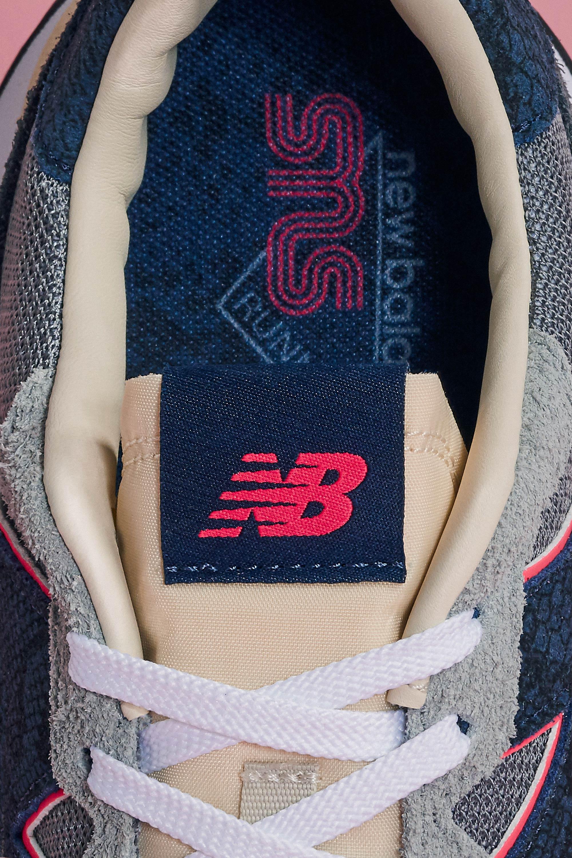 Sneakersnstuff x New Balance 237 'Blue Racer' (Insole)