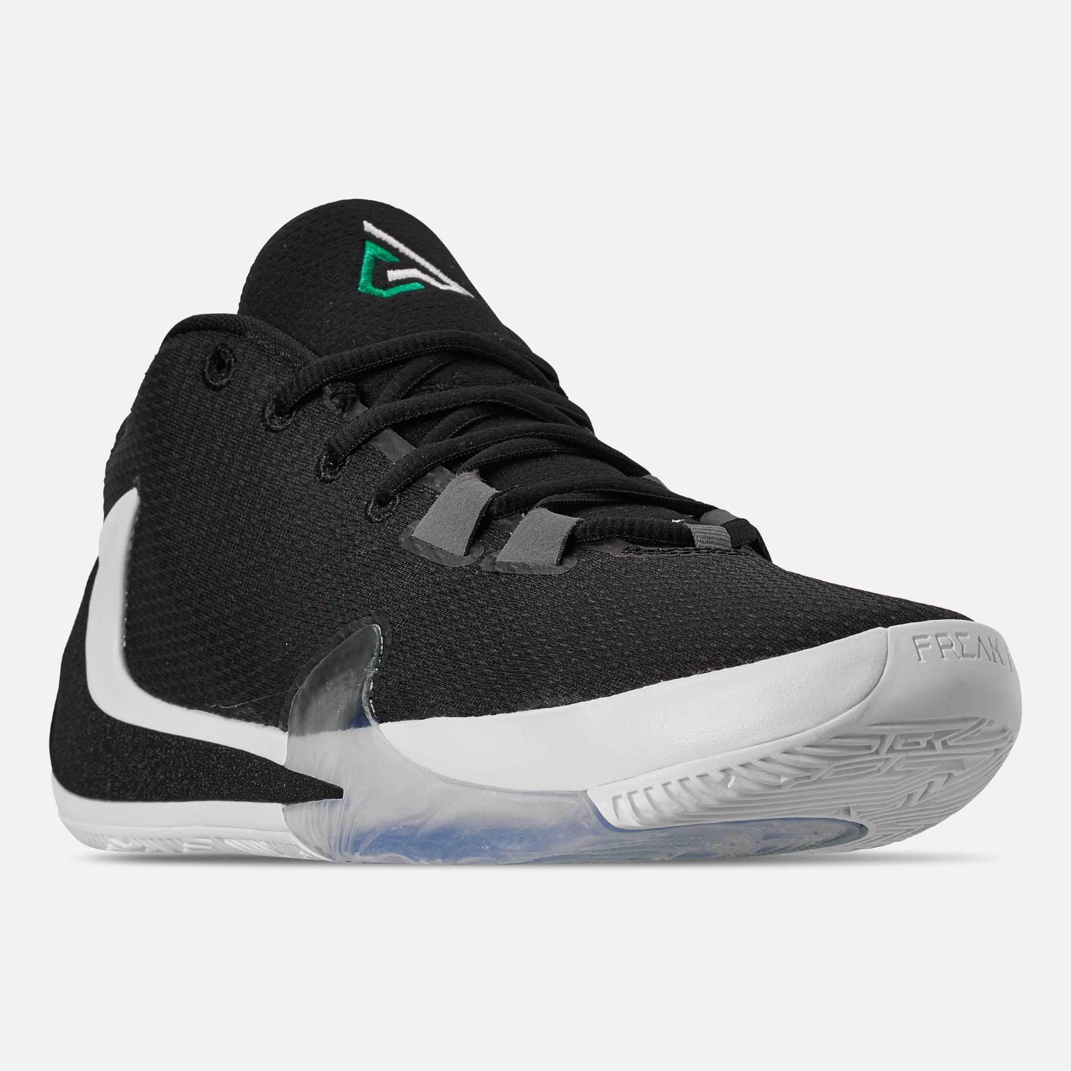 Nike Zoom Freak 1 Black Release Date BQ5422-001 Front