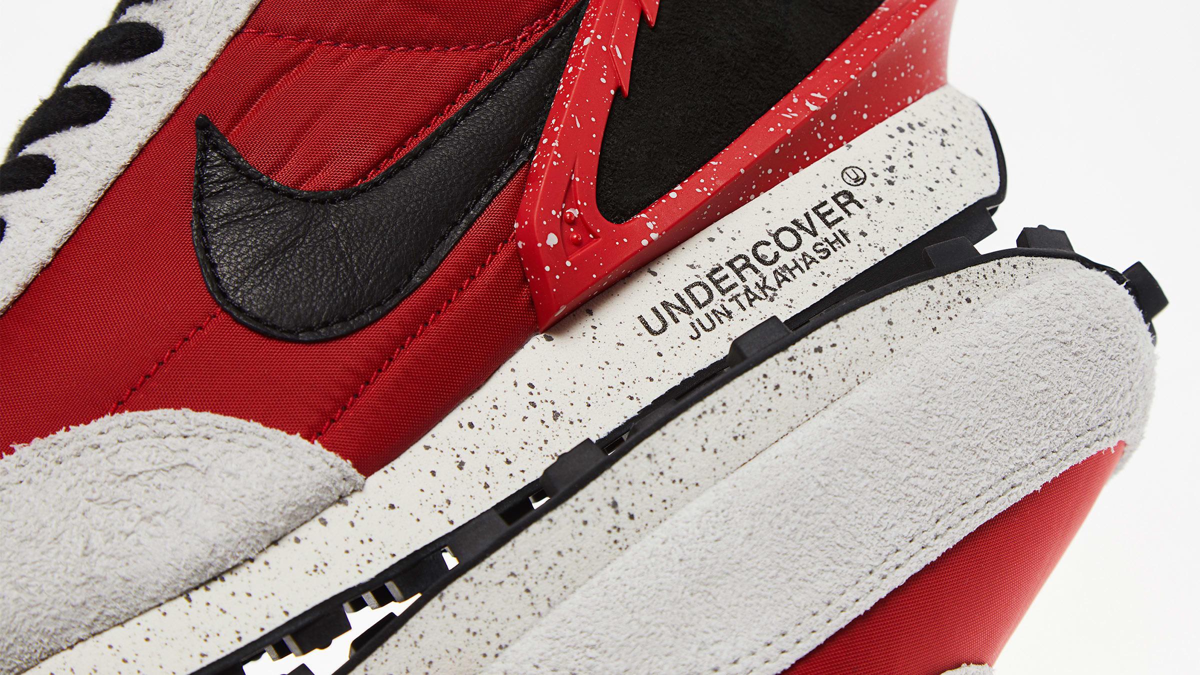Undercover x Nike Daybreak 'University Red' CJ3295-600