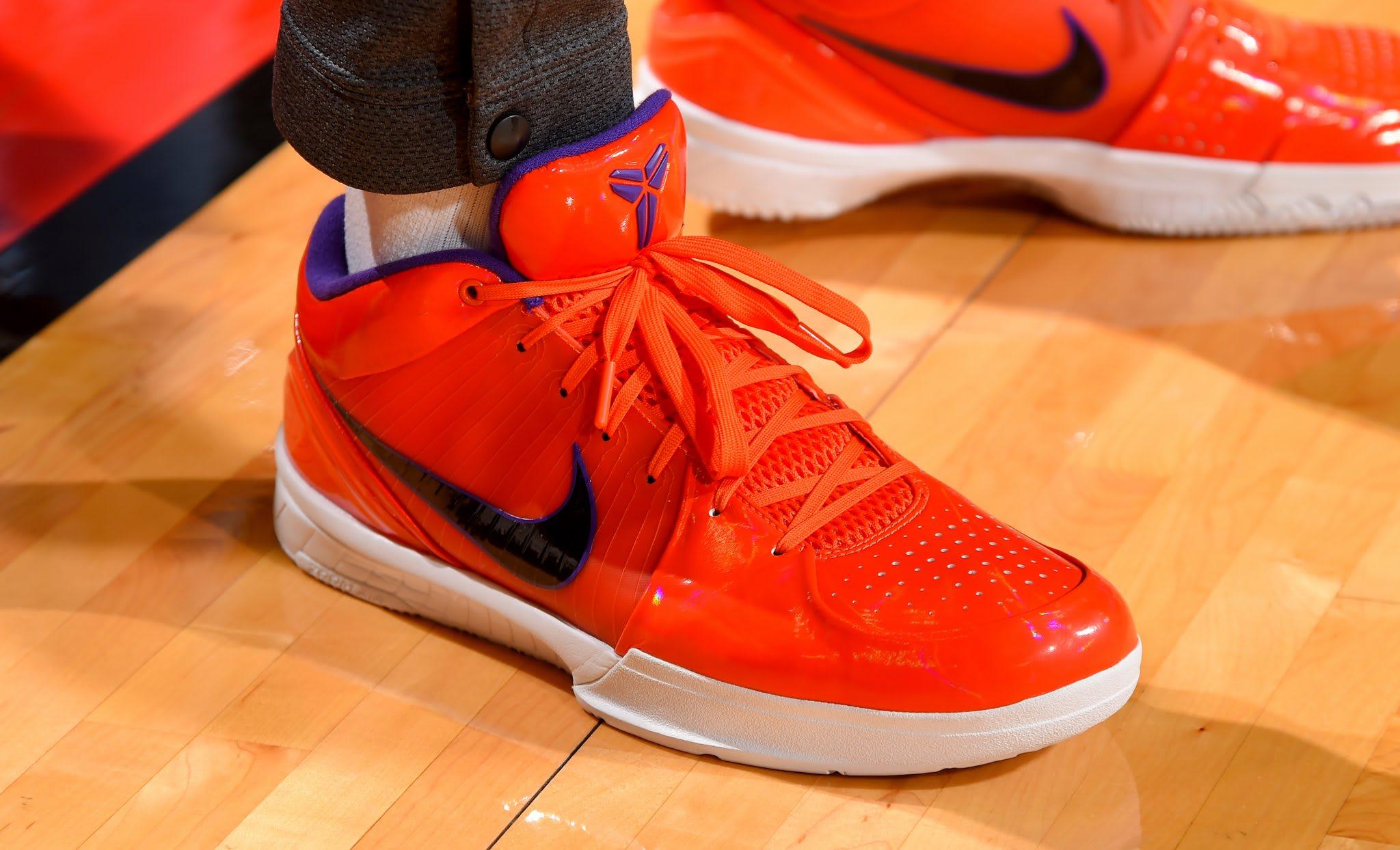 P.J. Tucker UNDFTD x Nike Zoom Kobe 4 Protro