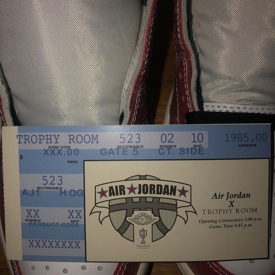 Trophy Room x Air Jordan 1 Retro High OG DA2728-100
