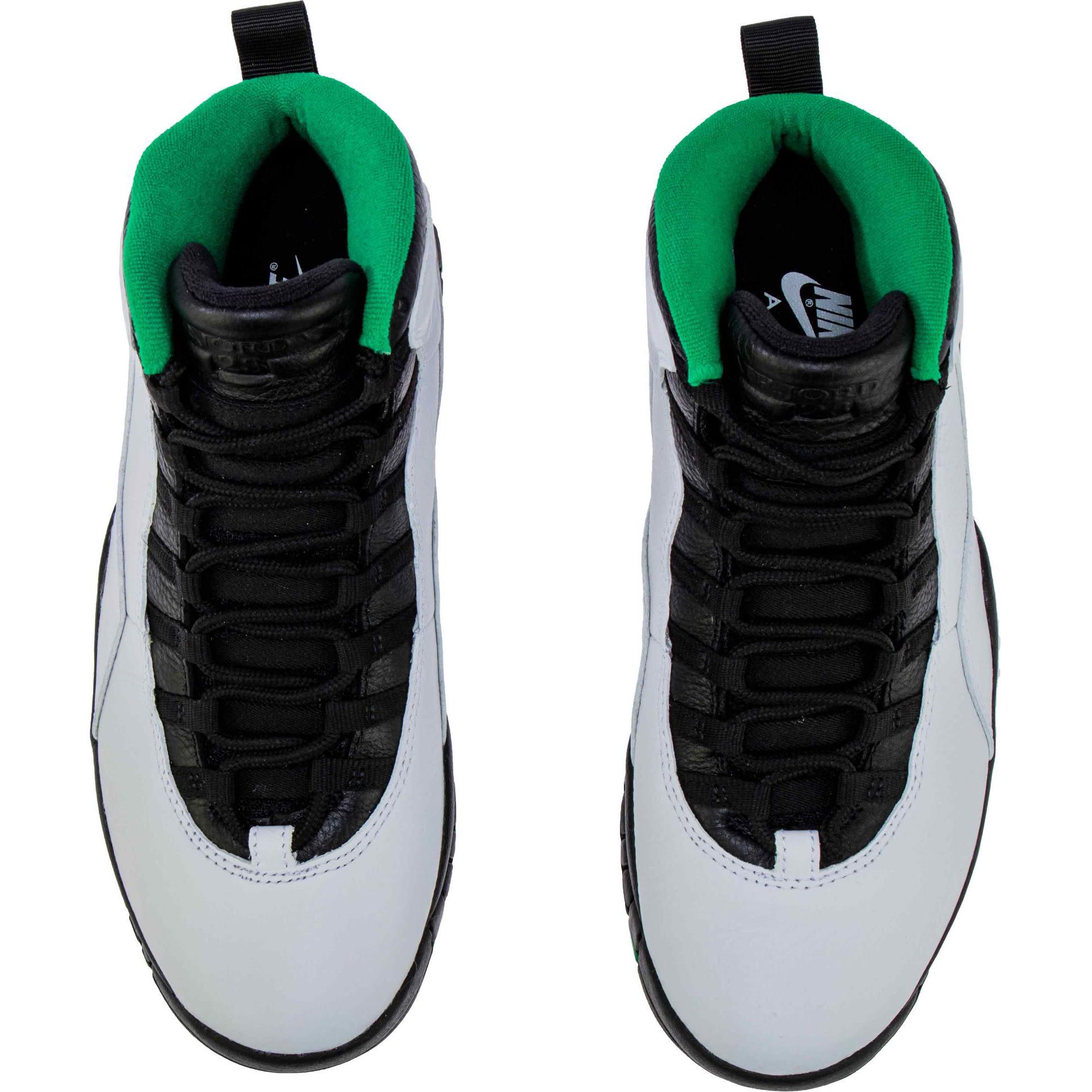 Air Jordan 10 Seattle Release Date 310805-137 Top