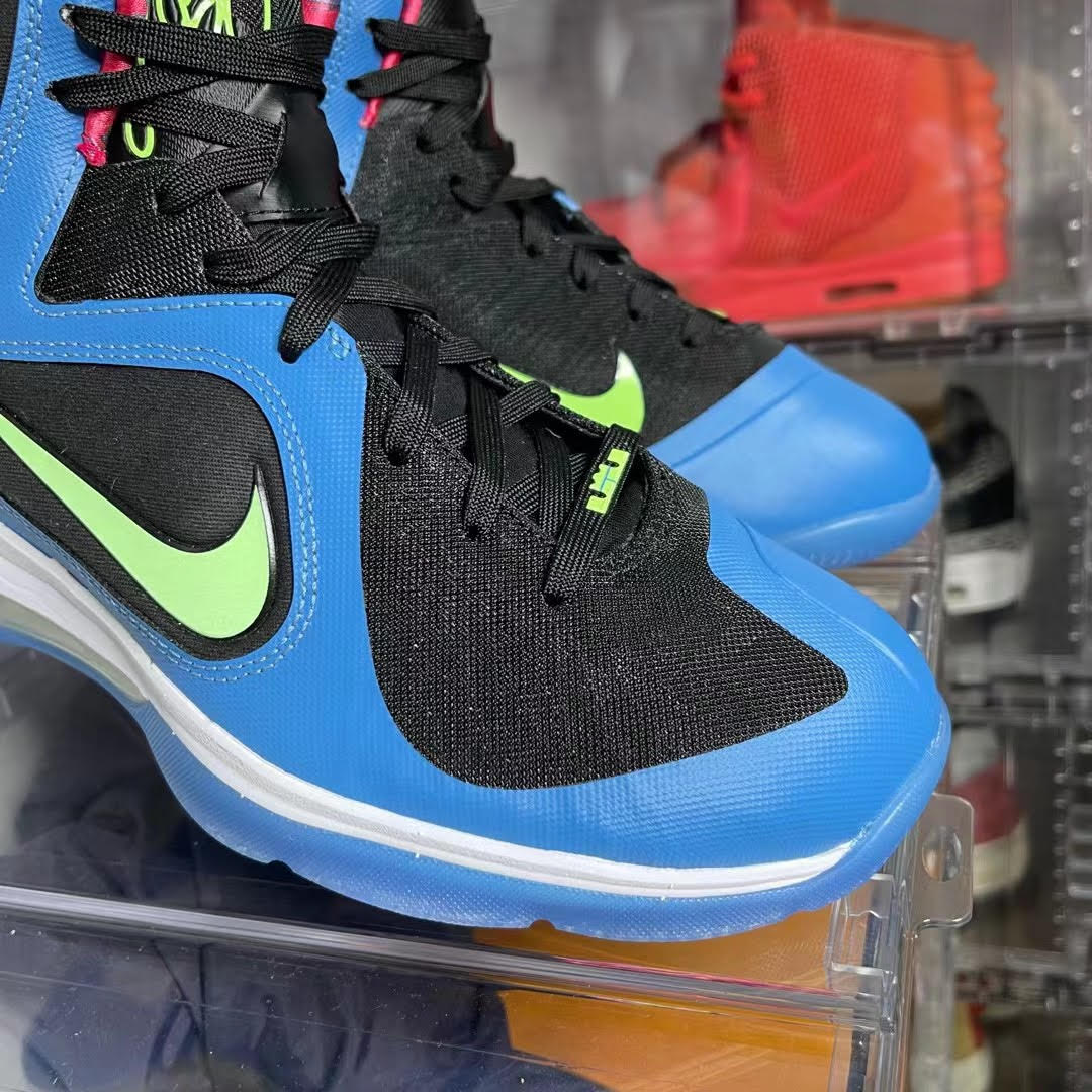 Nike LeBron 9 Retro 'South Coast' Toe