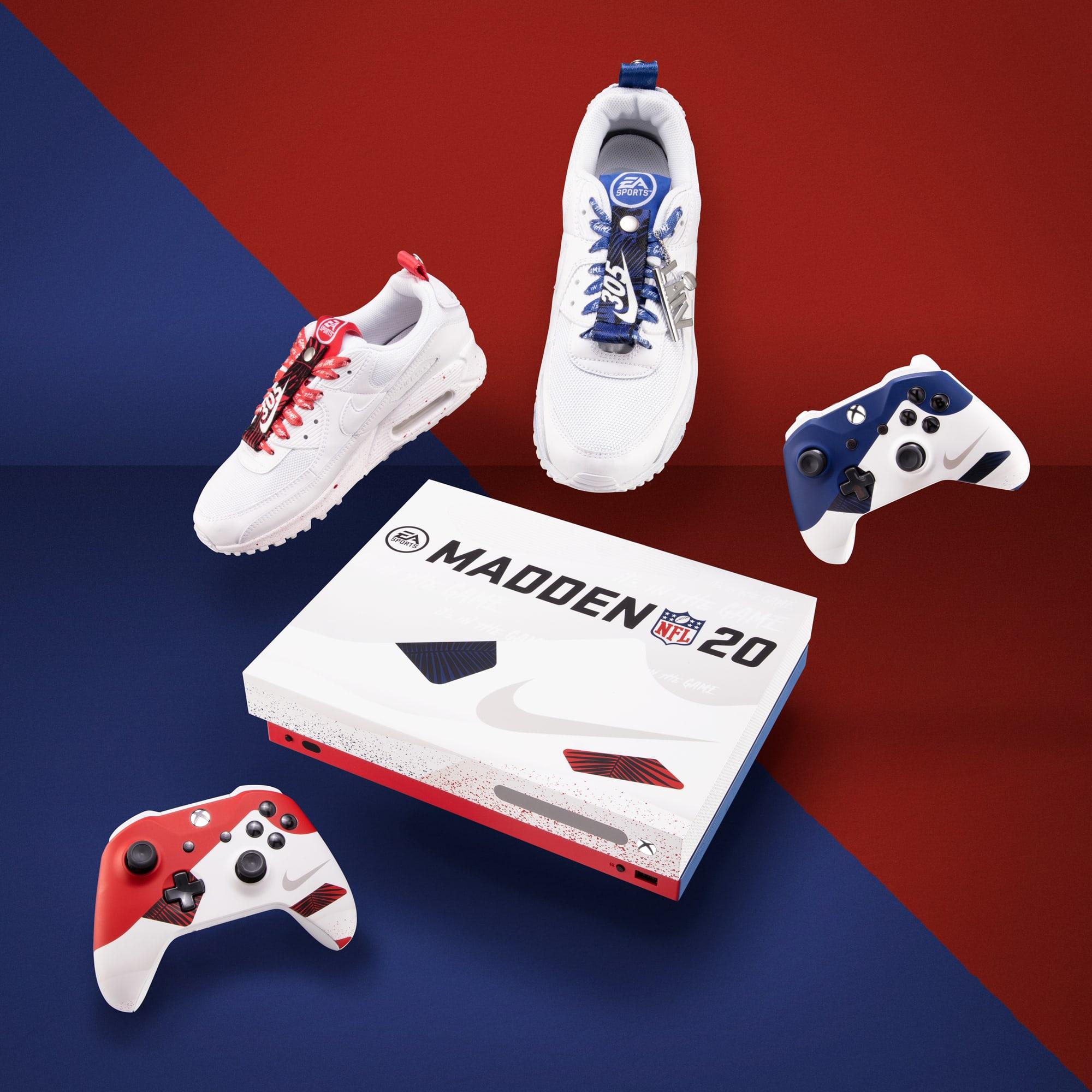 Xbox x EA Sports x Nike Air Max 90 (Group)