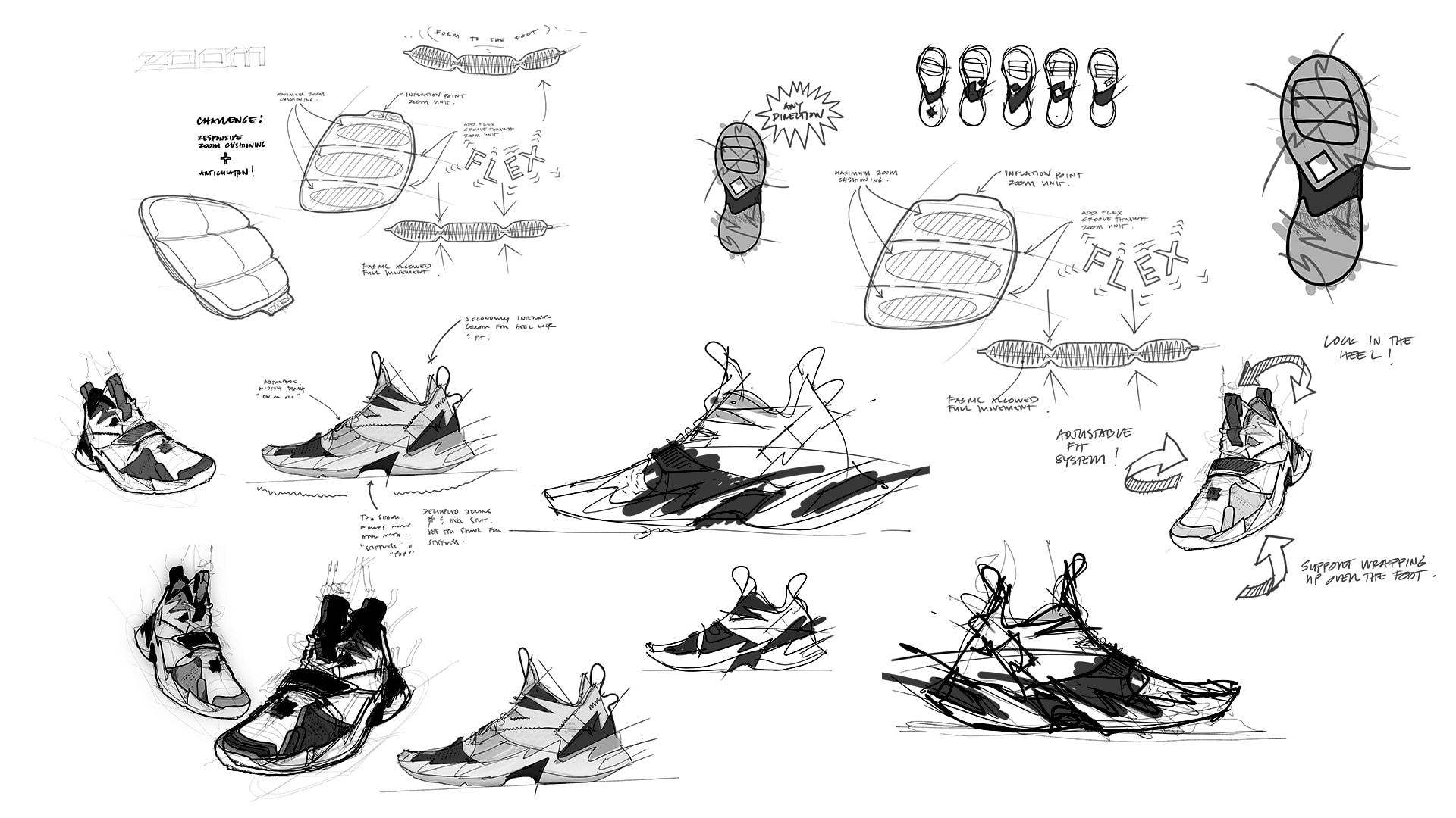 Jordan Why Not Zer0.3 Sketches