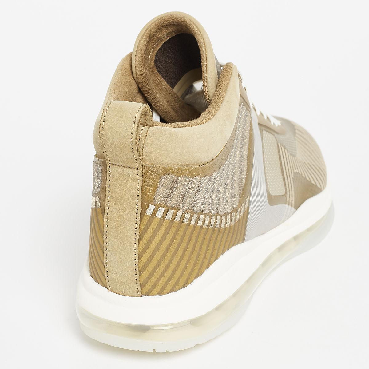 John Elliott x Nike LeBron Icon QS 'Parachute Beige' AQ0114-200 (Heel)