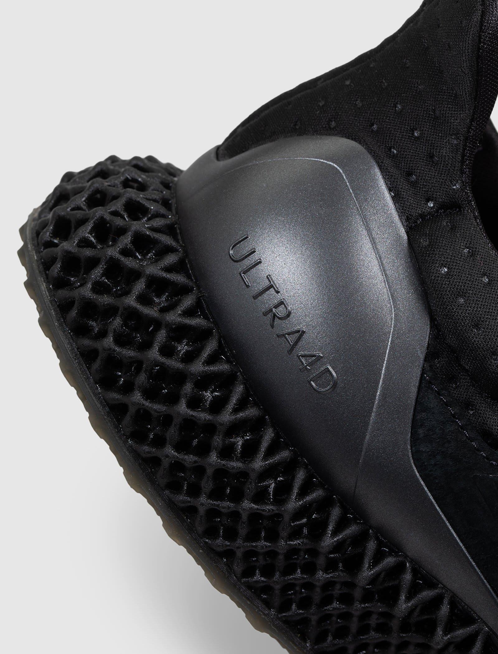 A Ma Maniere Adidas Ultra 4D G55274 Release Date Heel Detail