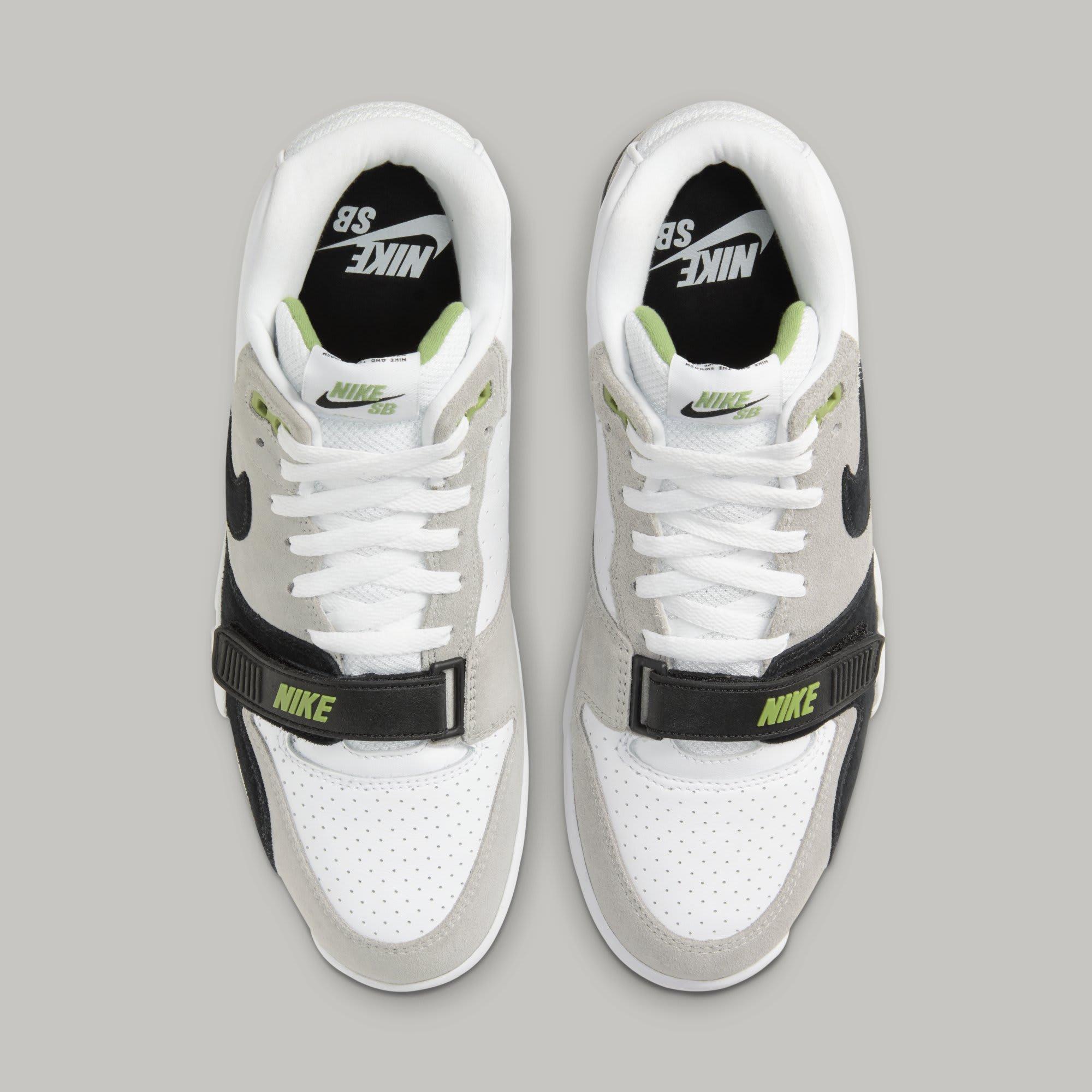 Nike SB Trainer 1 'Chlorophyll' CW8604-001 Top