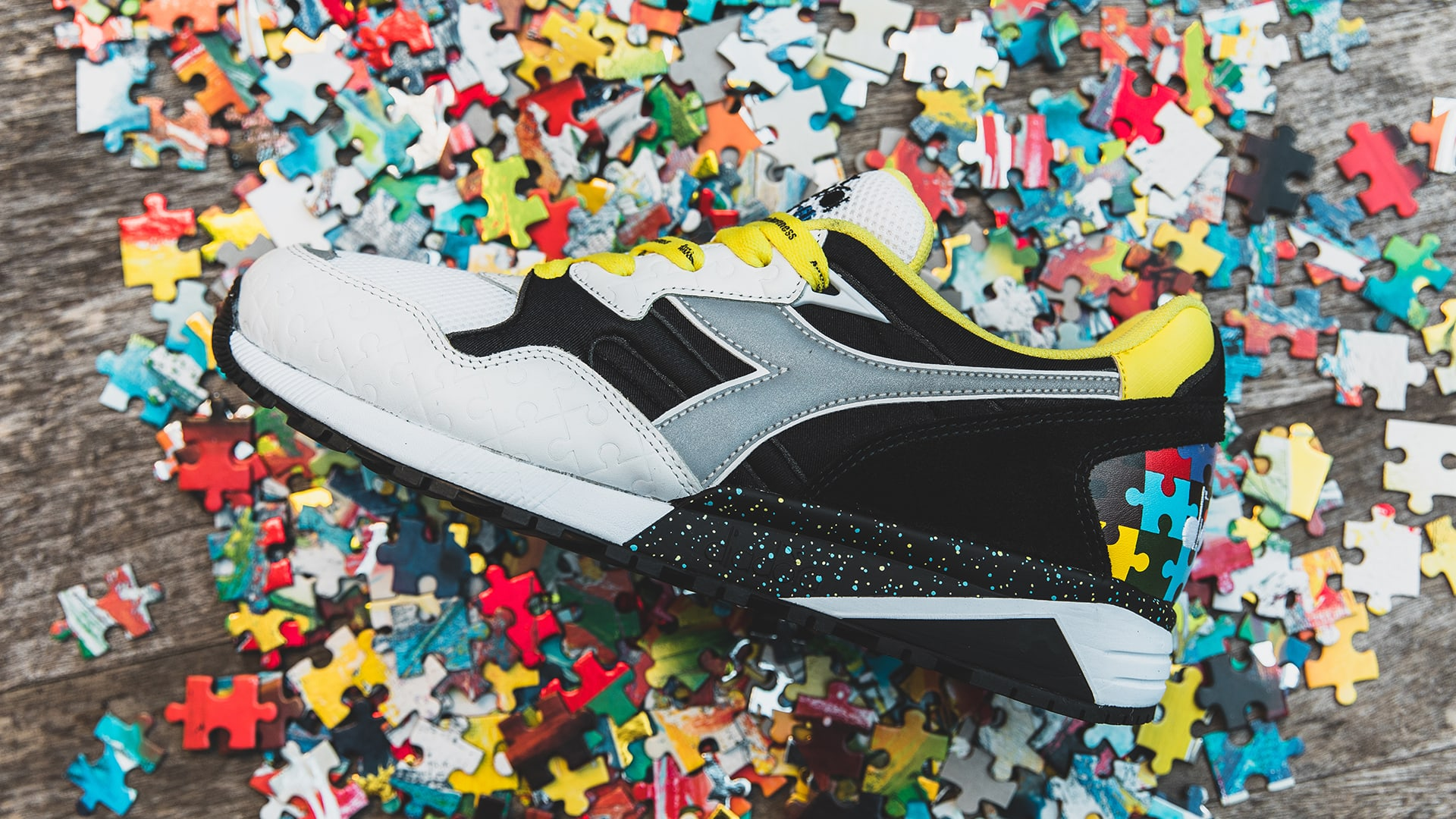 Foot Locker x Diadora N9002 'Autism Acceptance Month'