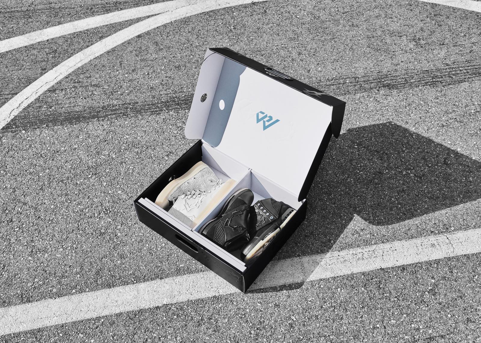 Jordan x Converse 'Why Not?' Pack Box