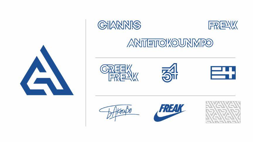 Nike Air Zoom Freak 1 (Logos)