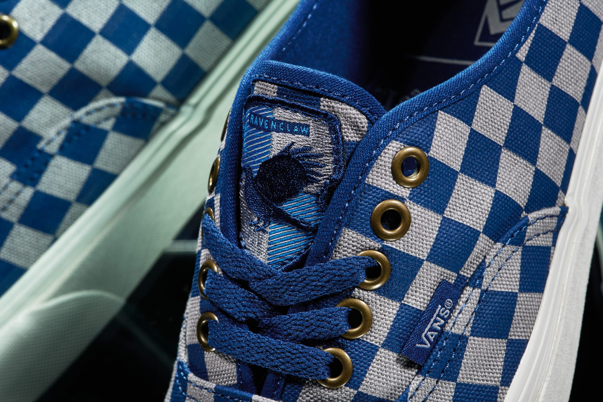 Harry Potter x Vans Authentic 'Ravenclaw' (Detail)