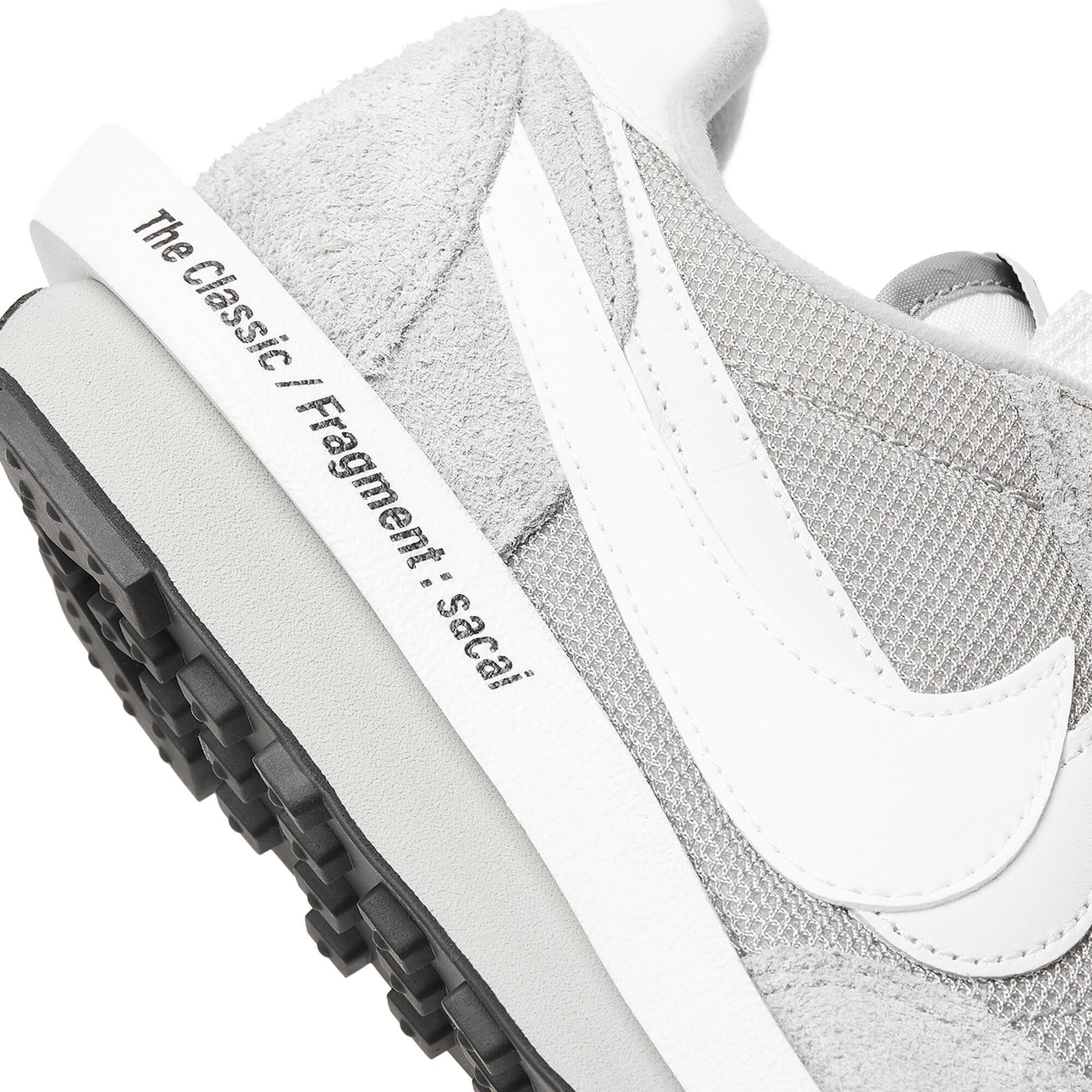 Fragment x Sacai x Nike LDWaffle 'Grey' DH2684-001 Side