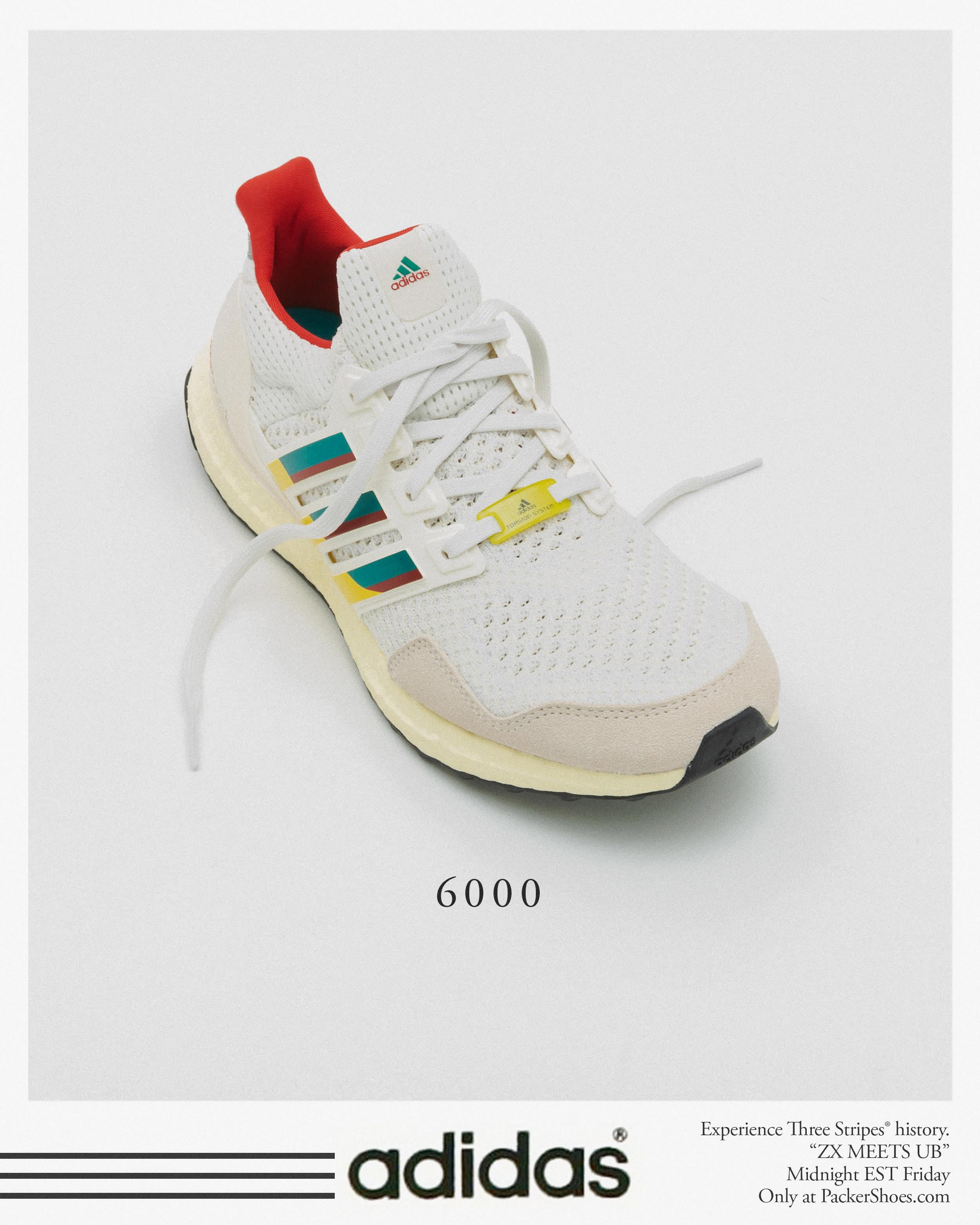 Adidas Ultra Boost 1.0 DNA 'ZX 6000'