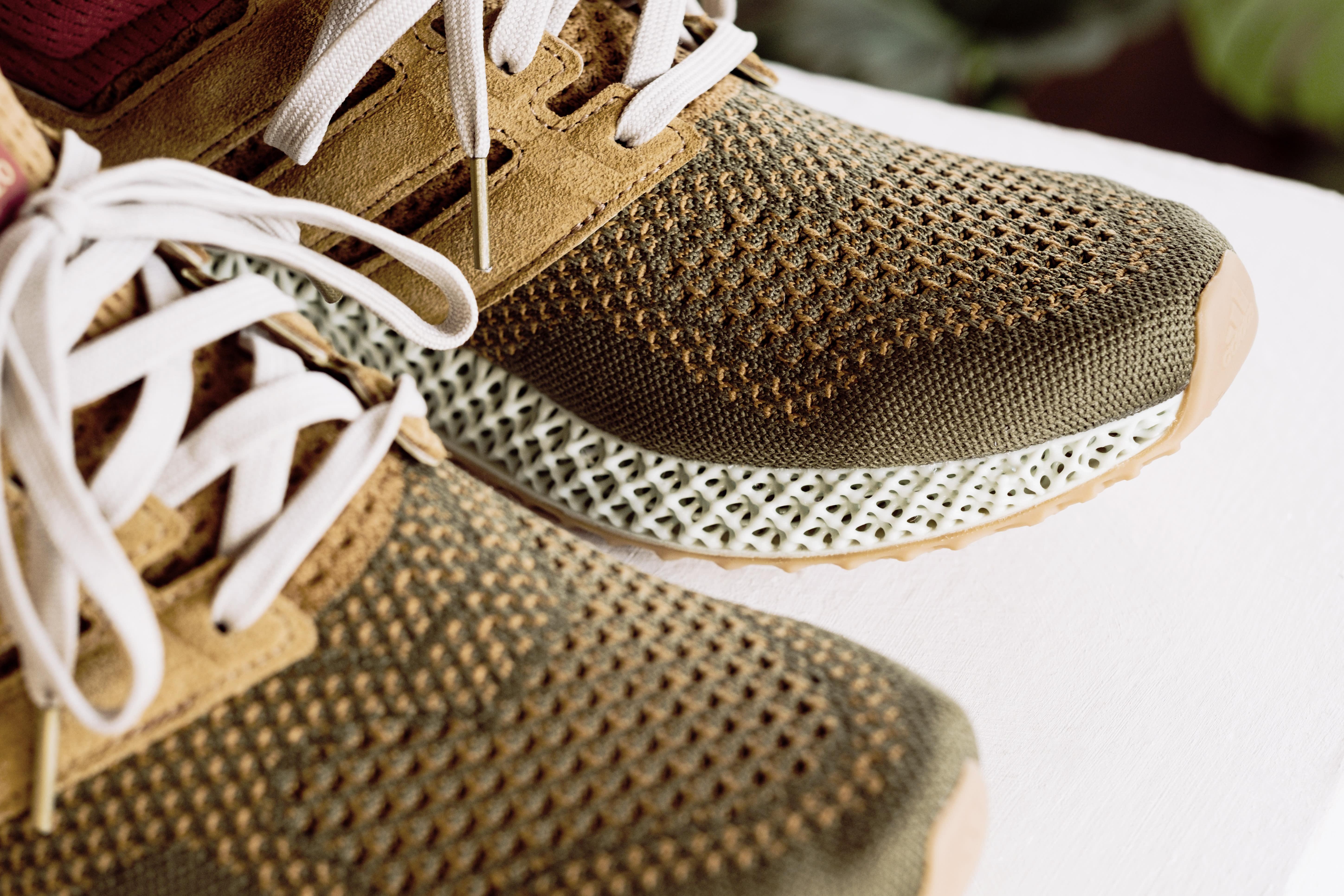Social Status x Adidas Consortium Ultra 4D Toe