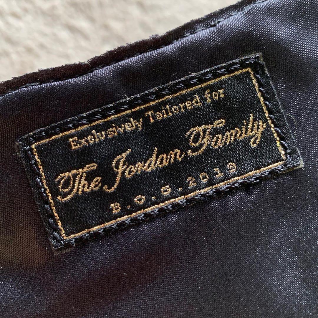 Air Jordan 16 'Board of Governors' Tongue