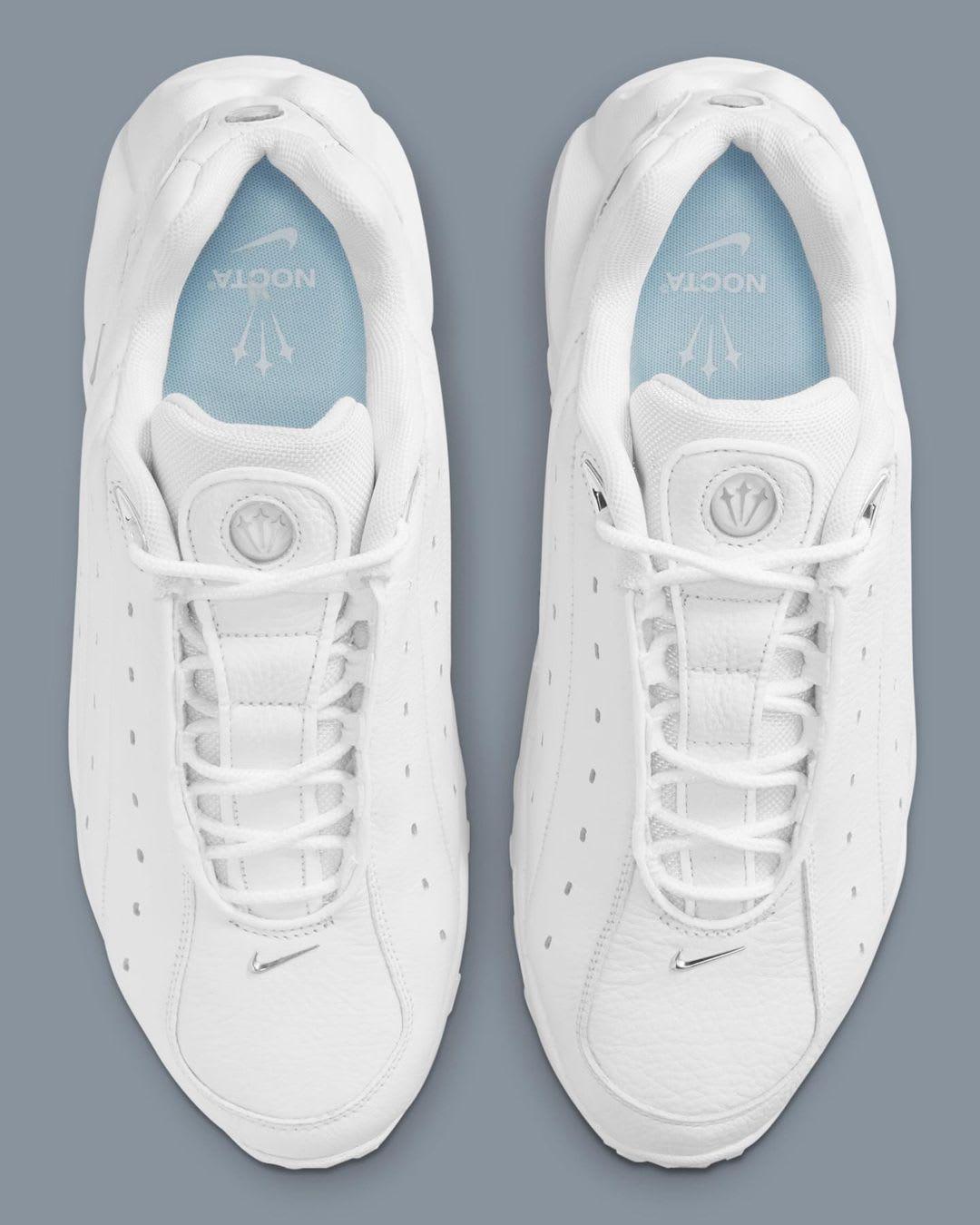 Drake NOCTA x Nike Hot Step Air Terra White Top