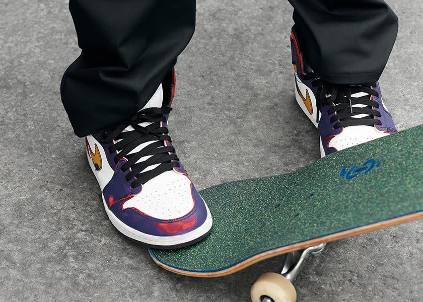 Nike SB x Air Jordan 1 CD6578-507 1