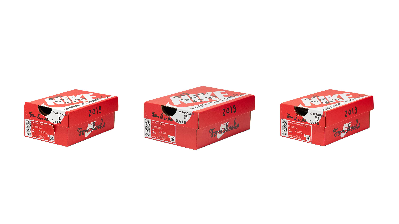 Tom Sachs x Nike Mars Yard and Mars Yard Overshoe (Boxes)