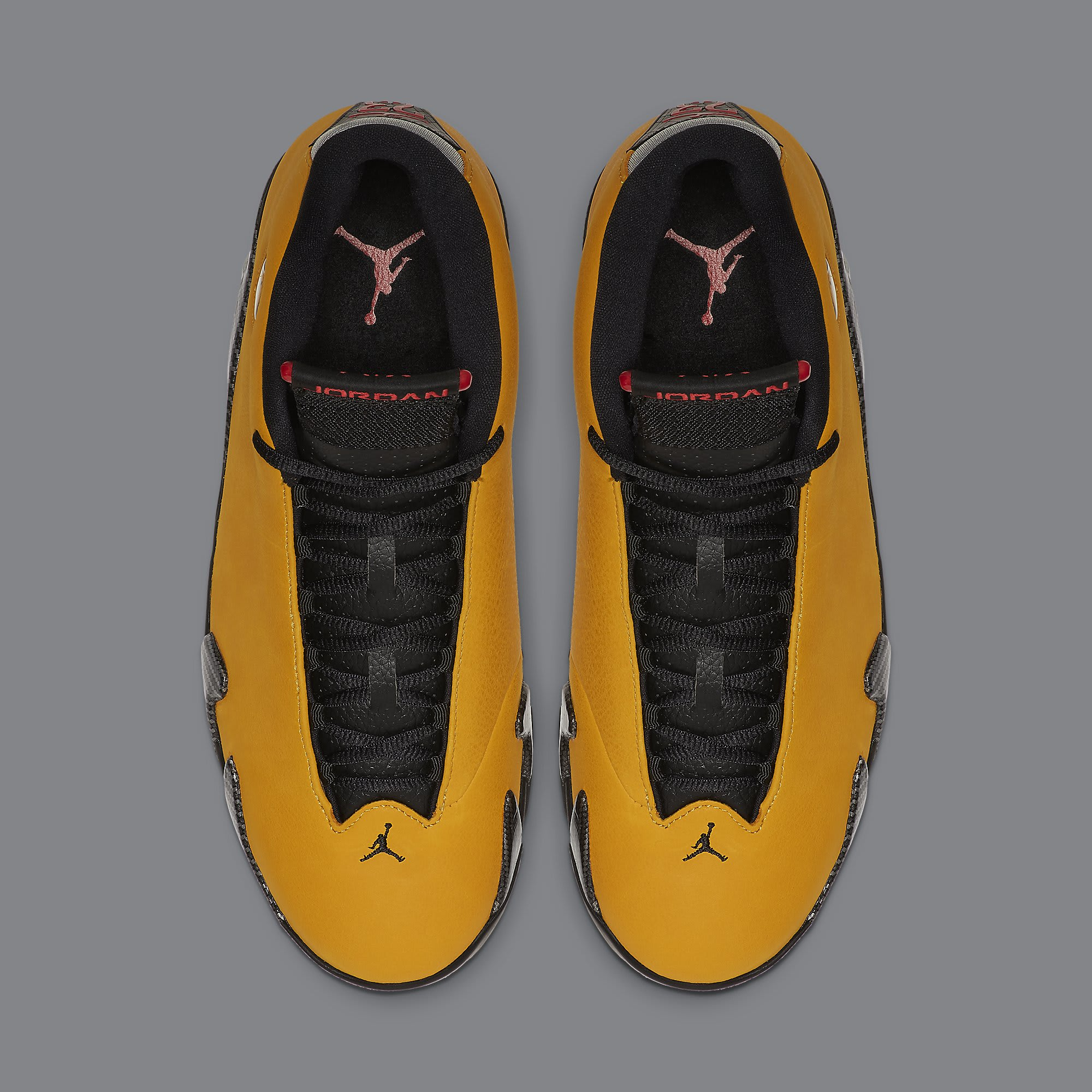 Air Jordan 14 XIV Yellow Ferrari Release Date BQ3685-706 Top