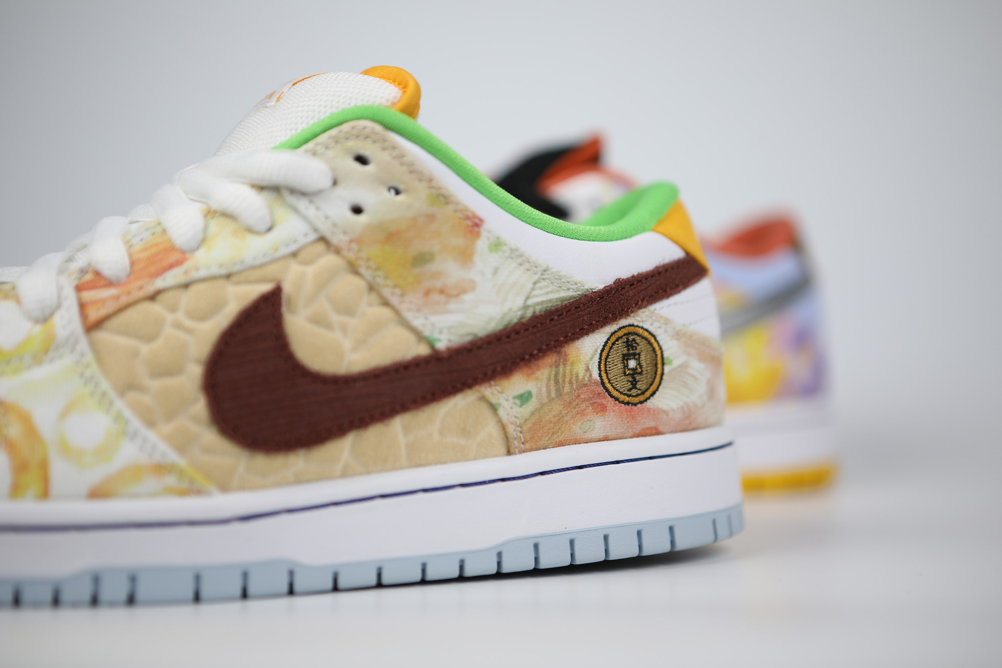 Nike SB Dunk Low 'Street Hawker' Side