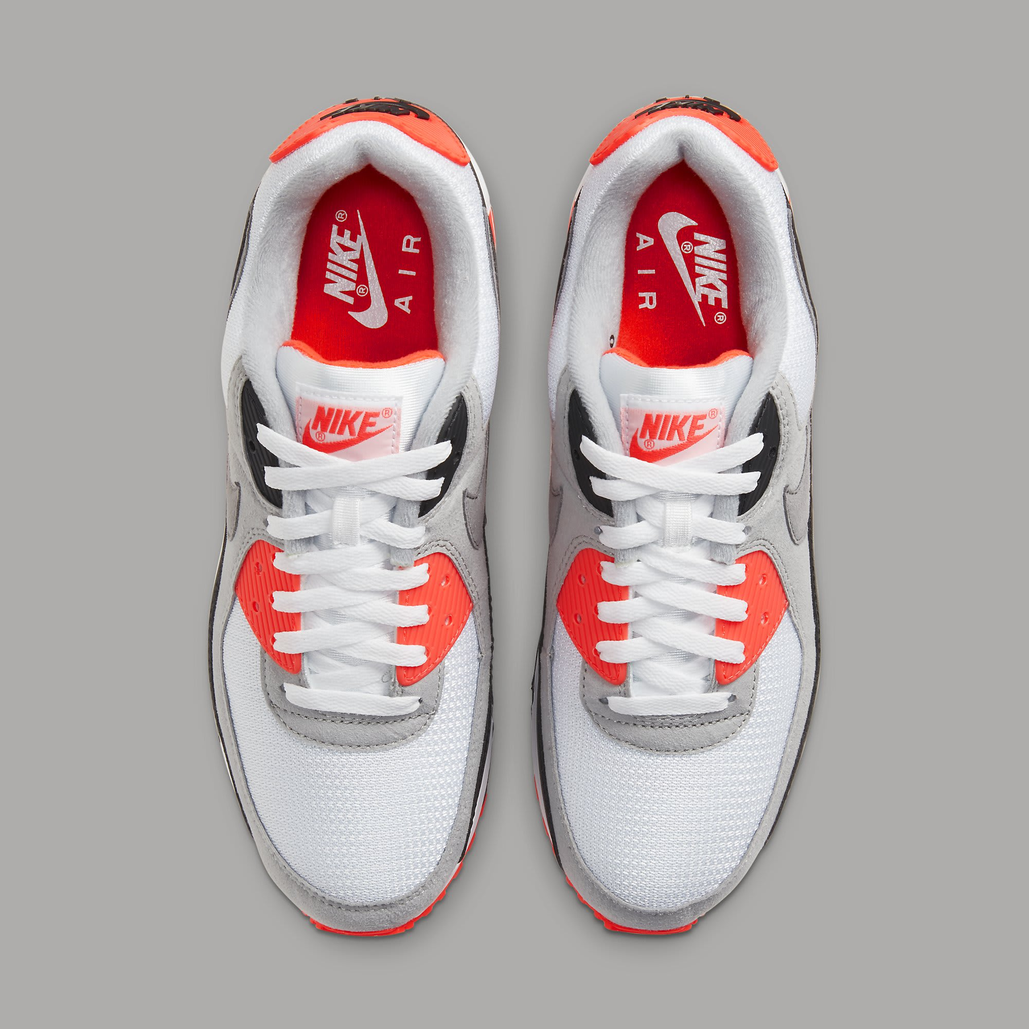 Nike Air Max 90 'Infrared' CT1685-100 Top
