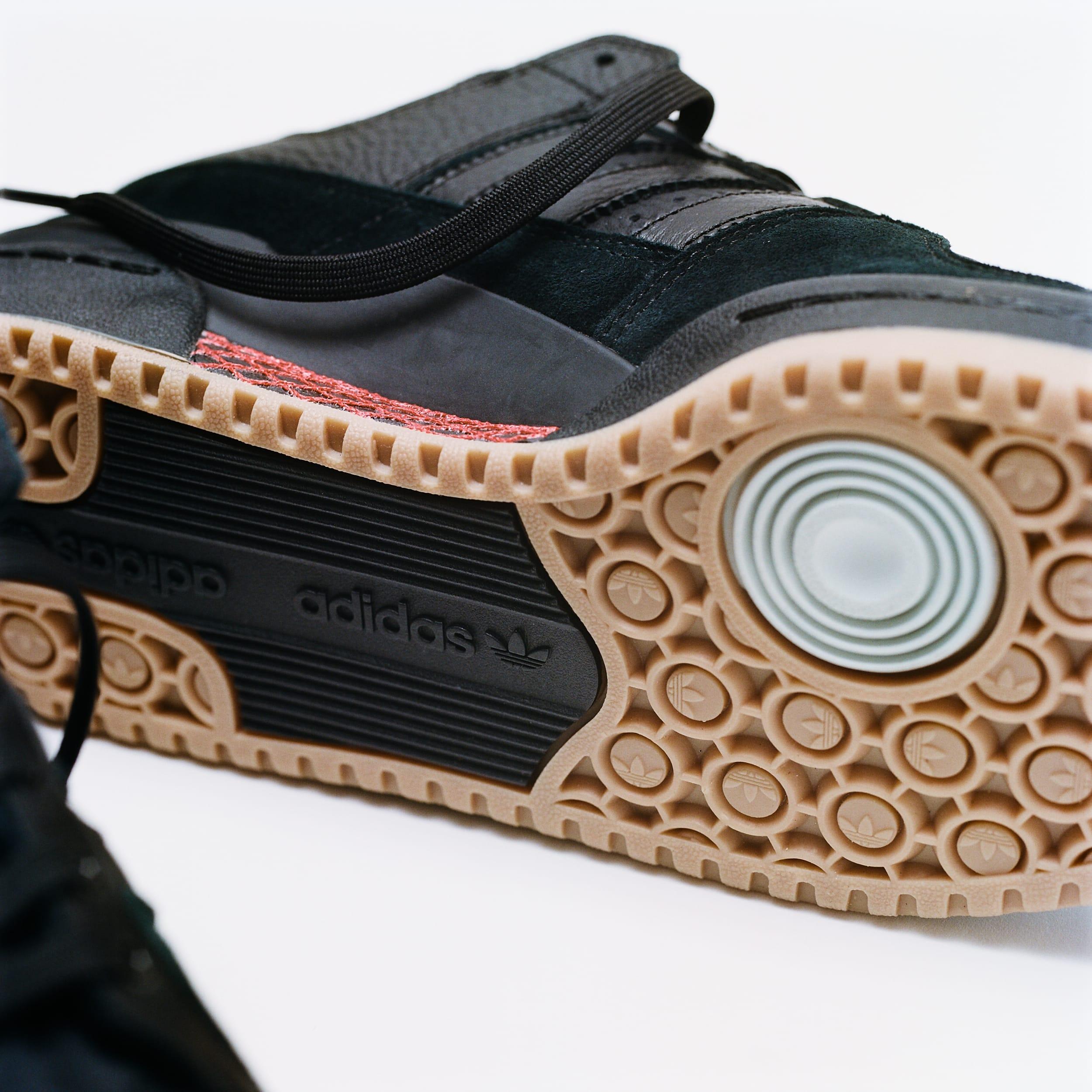 Adidas Forum 84 ADV Black Outsole