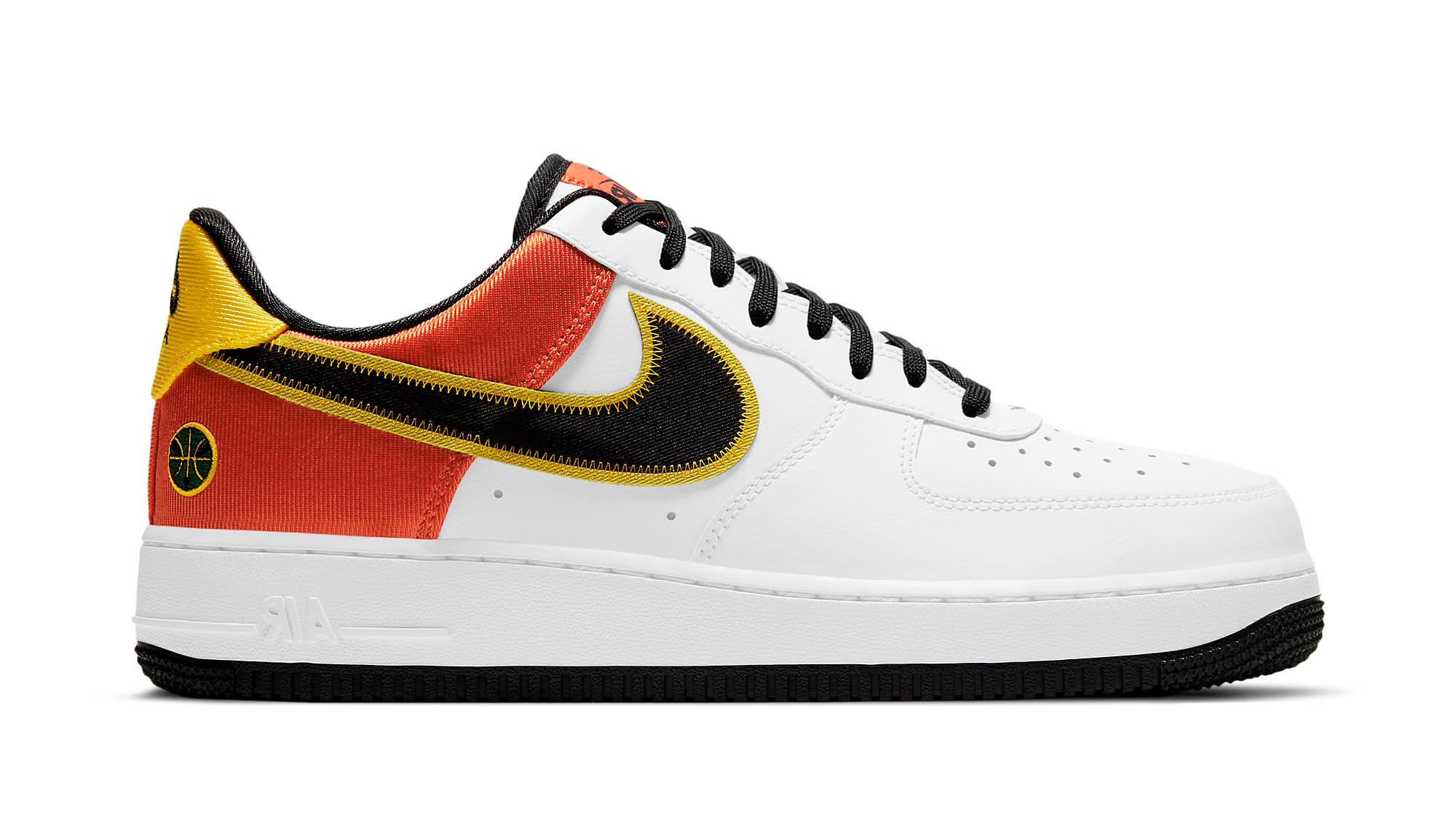 Nike Air Force 1 Low 'Rayguns' CU8070-100 Release Date