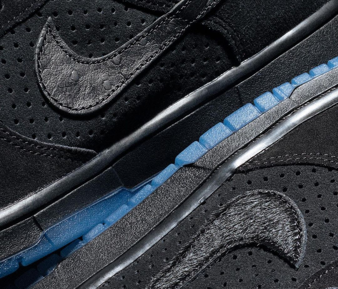 Undefeated x Nike Dunk Low '5 On It' Drop 2